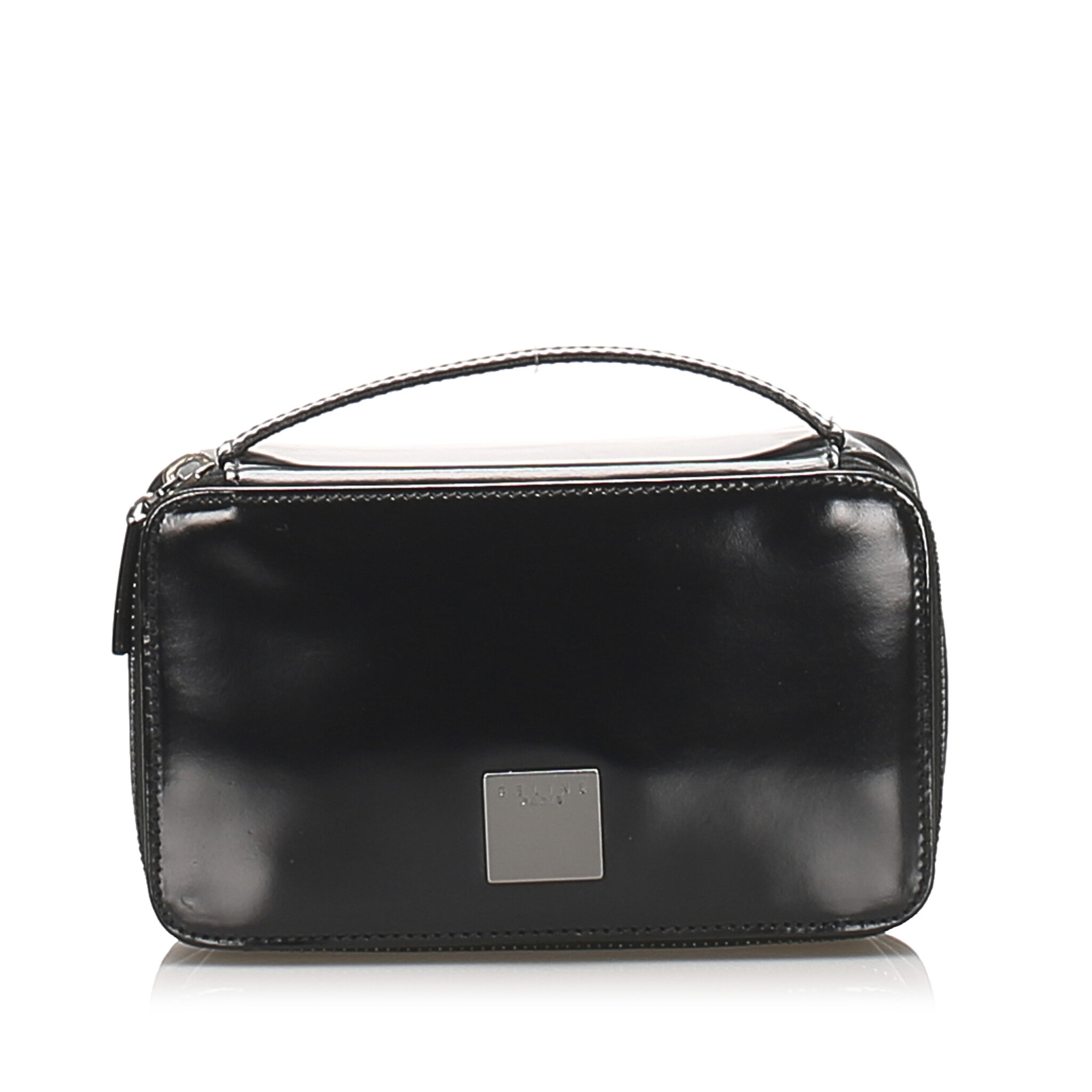 Celine Patent Leather Vanity Bag