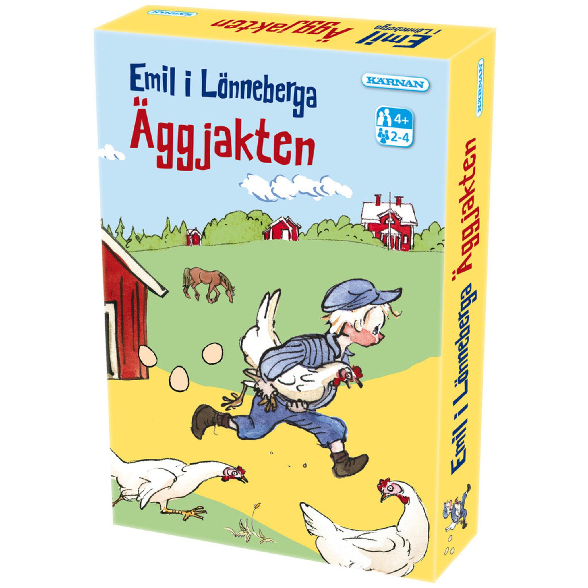 Äggjakten Emil i Lönneberga