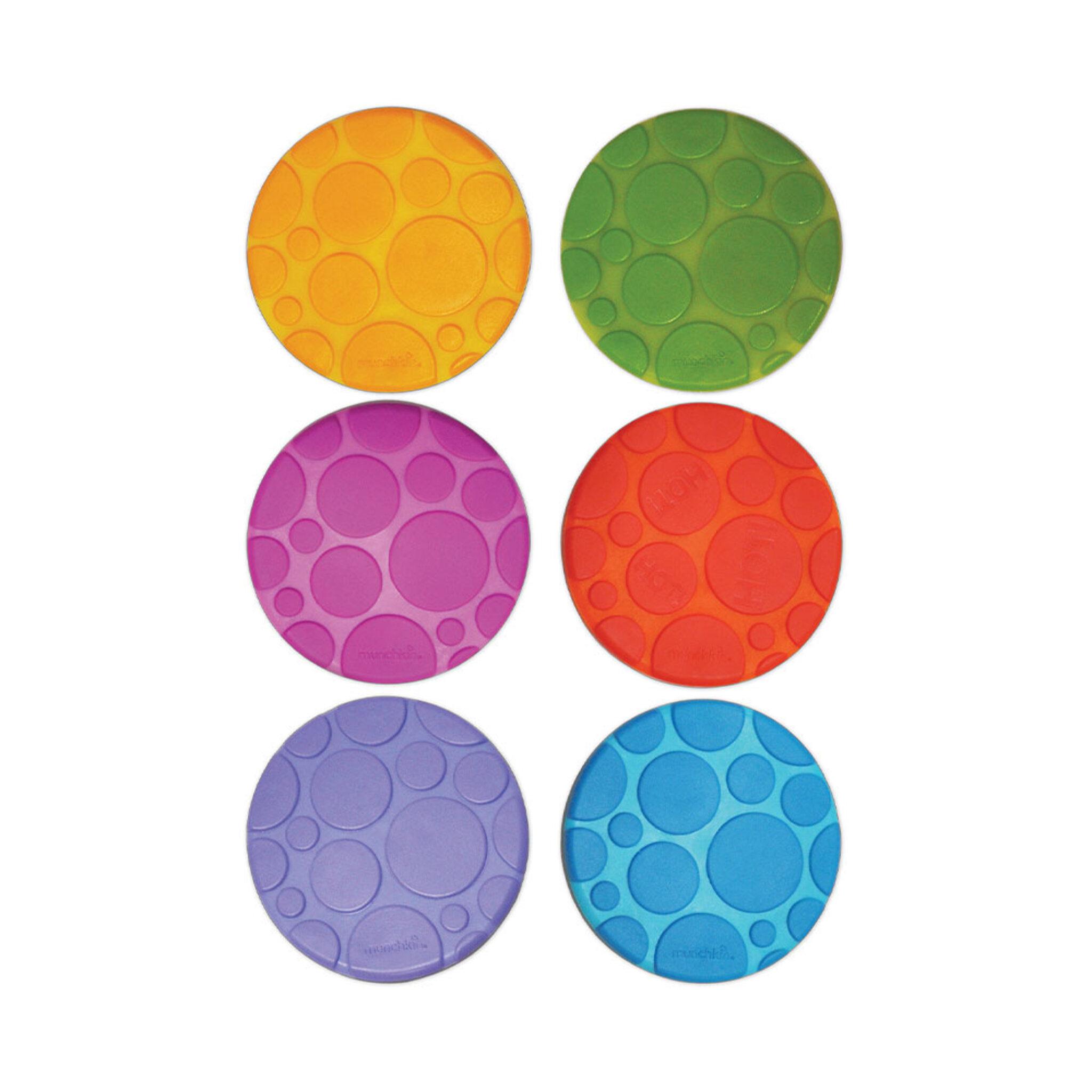 Halkskydd 6 st olika färger