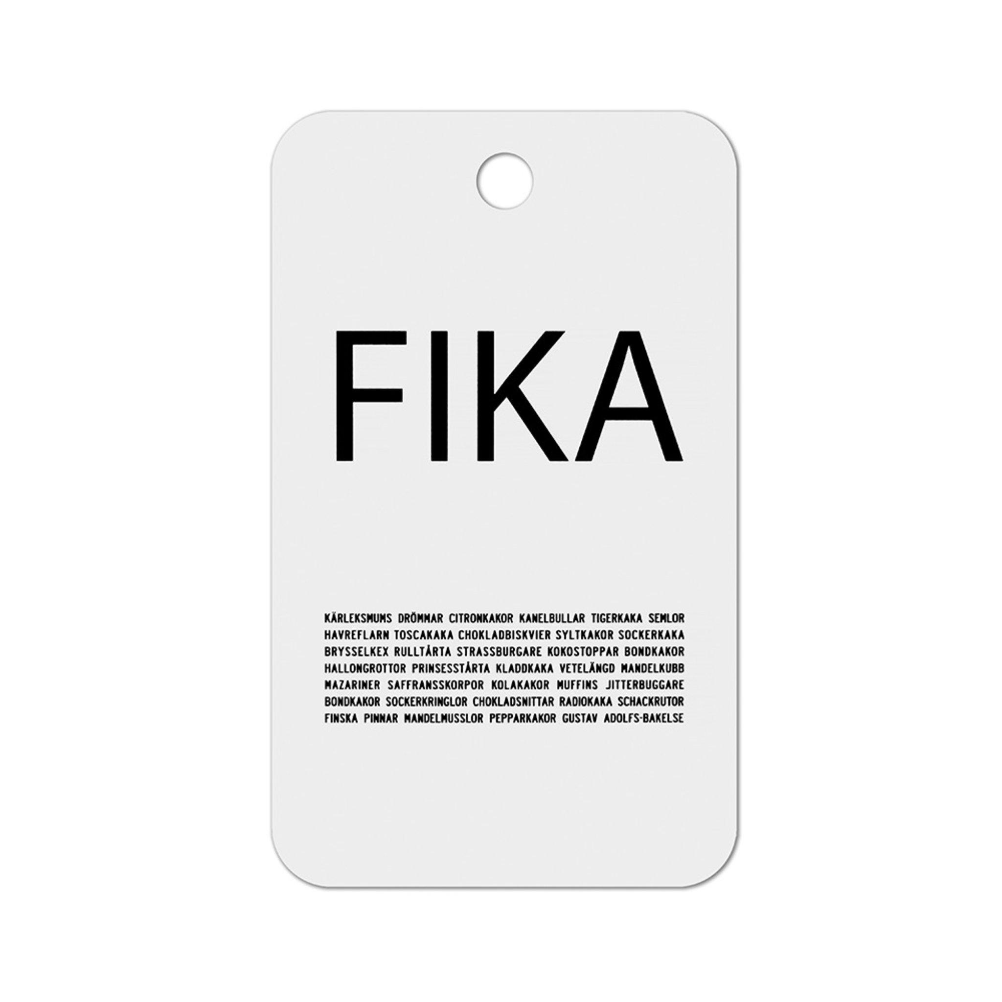 Skärbräda FIKA 34x20cm, 34X20 CM