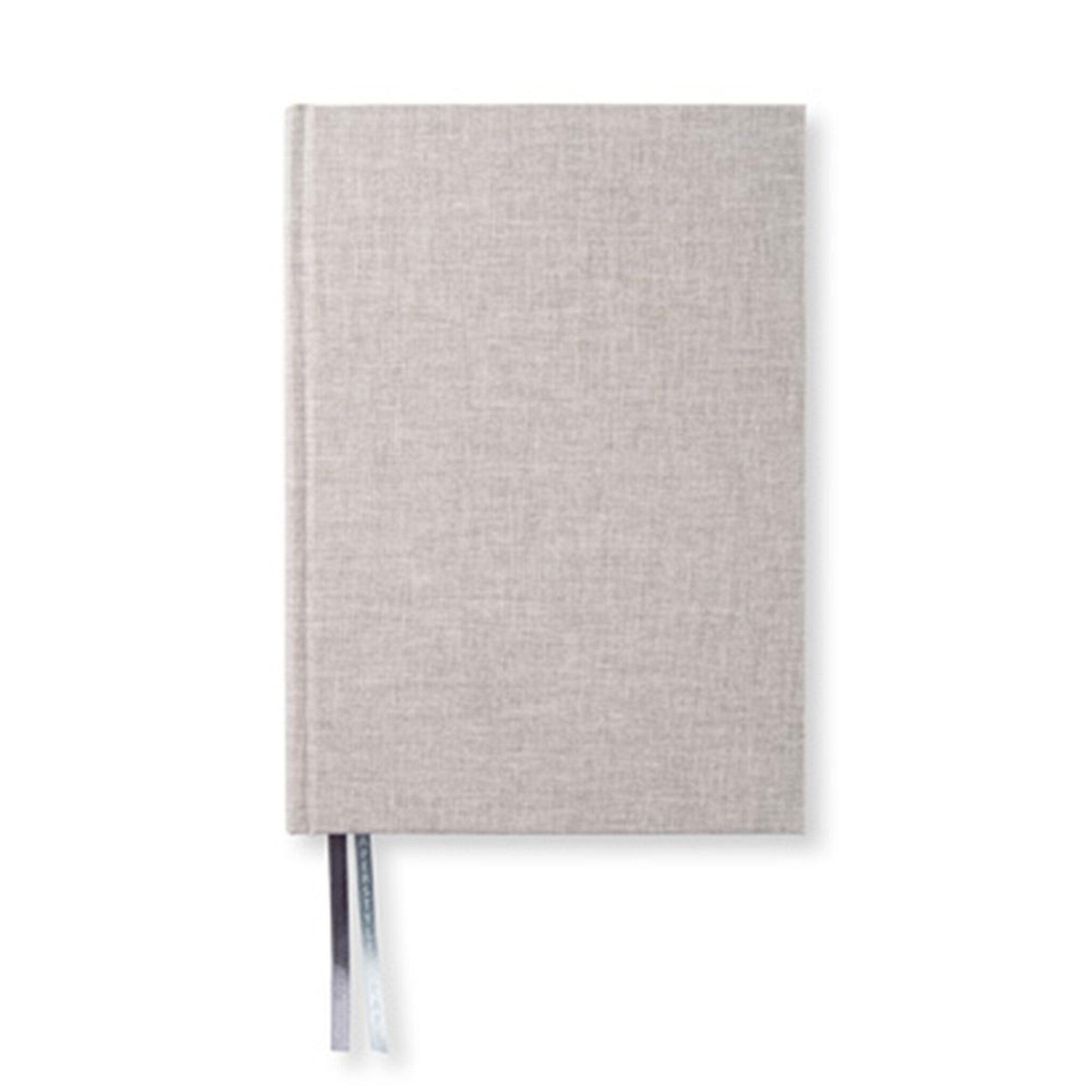 Anteckningsbok A5, 256 linjerade sidor, natur, 21,5X15,5