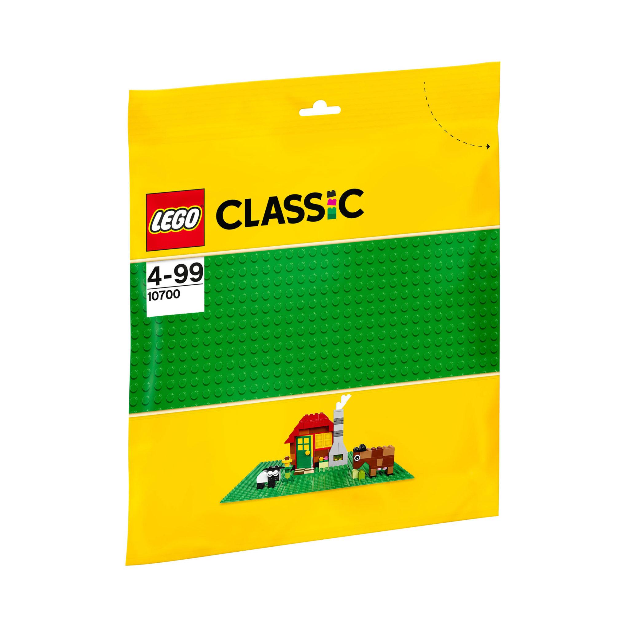 10700 Classic Grön Basplatta