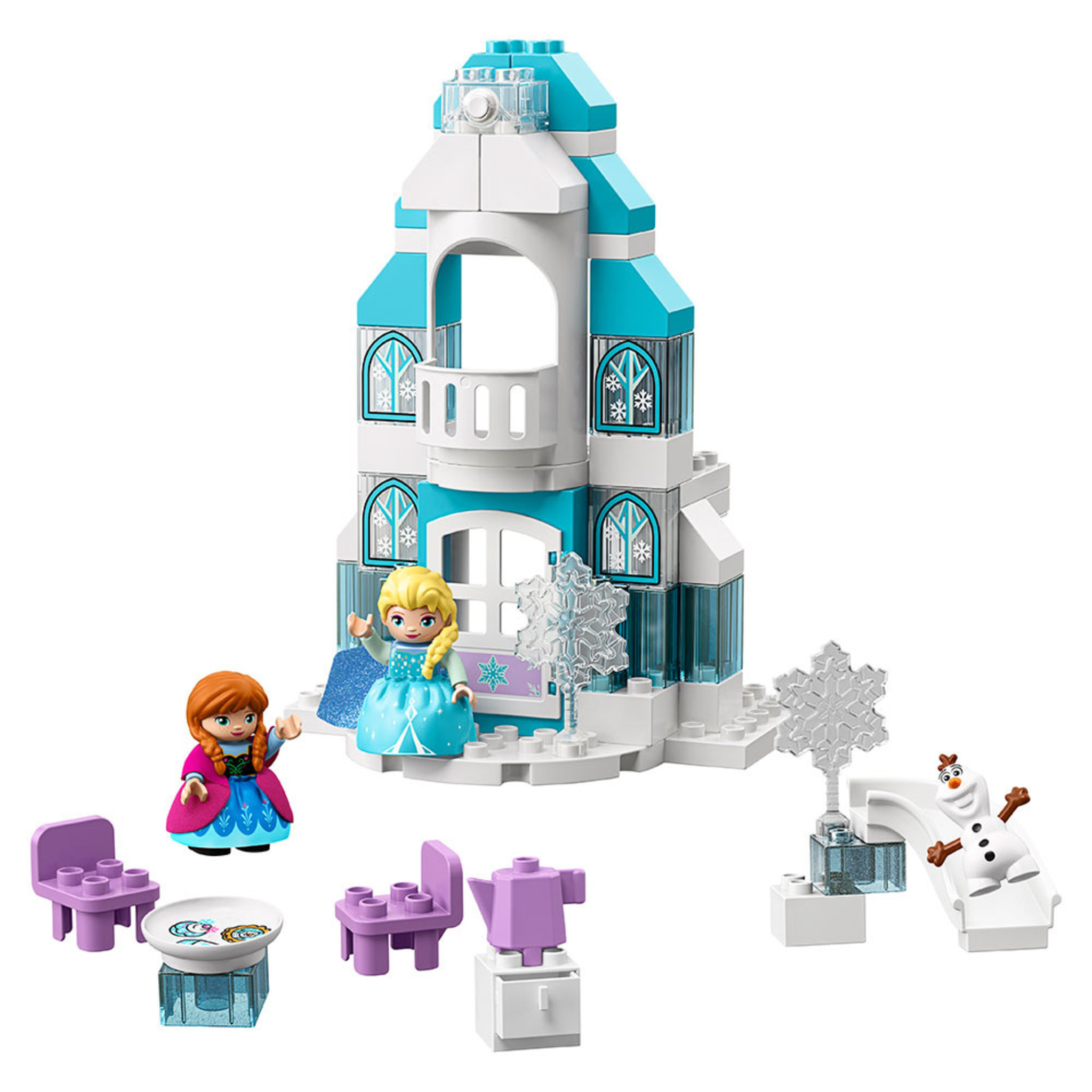 DUPLO 10899  Princess TM Frost – Isslott