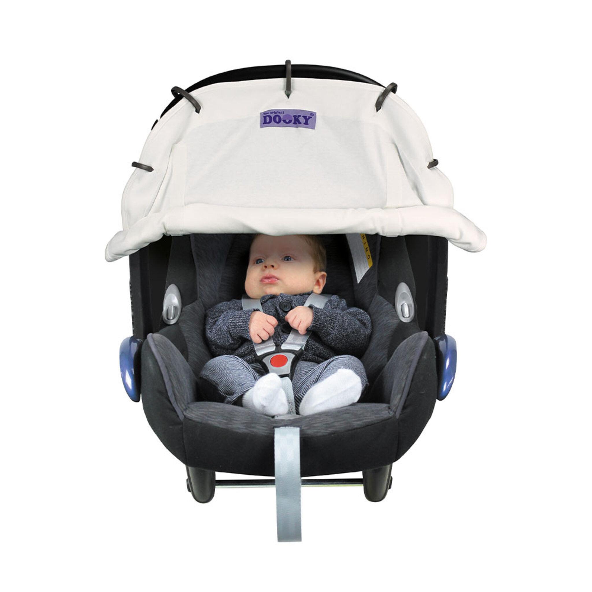 Universalskydd för barnvagn och babyskydd