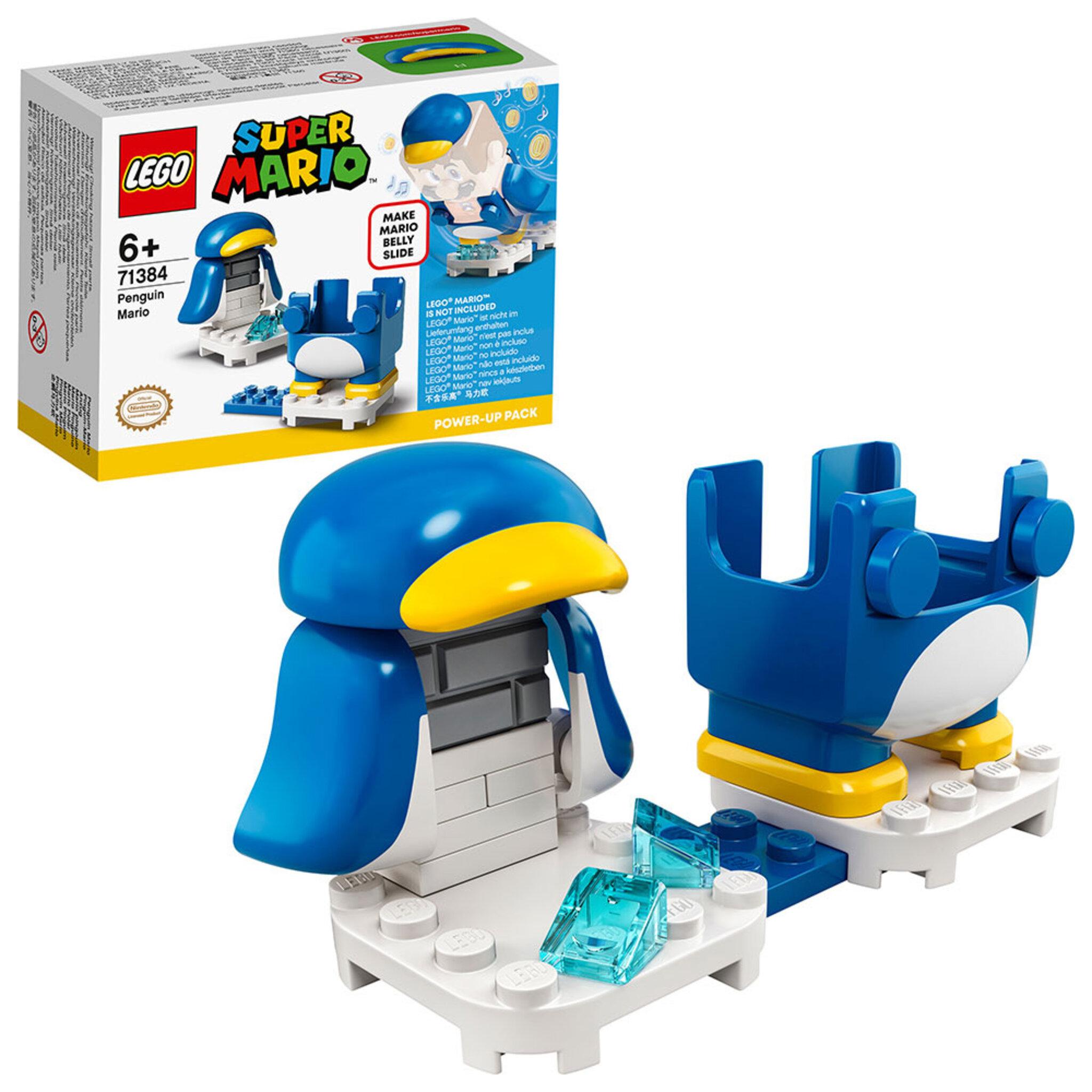 71384 Super Mario Penguin Mario – Boostpaket