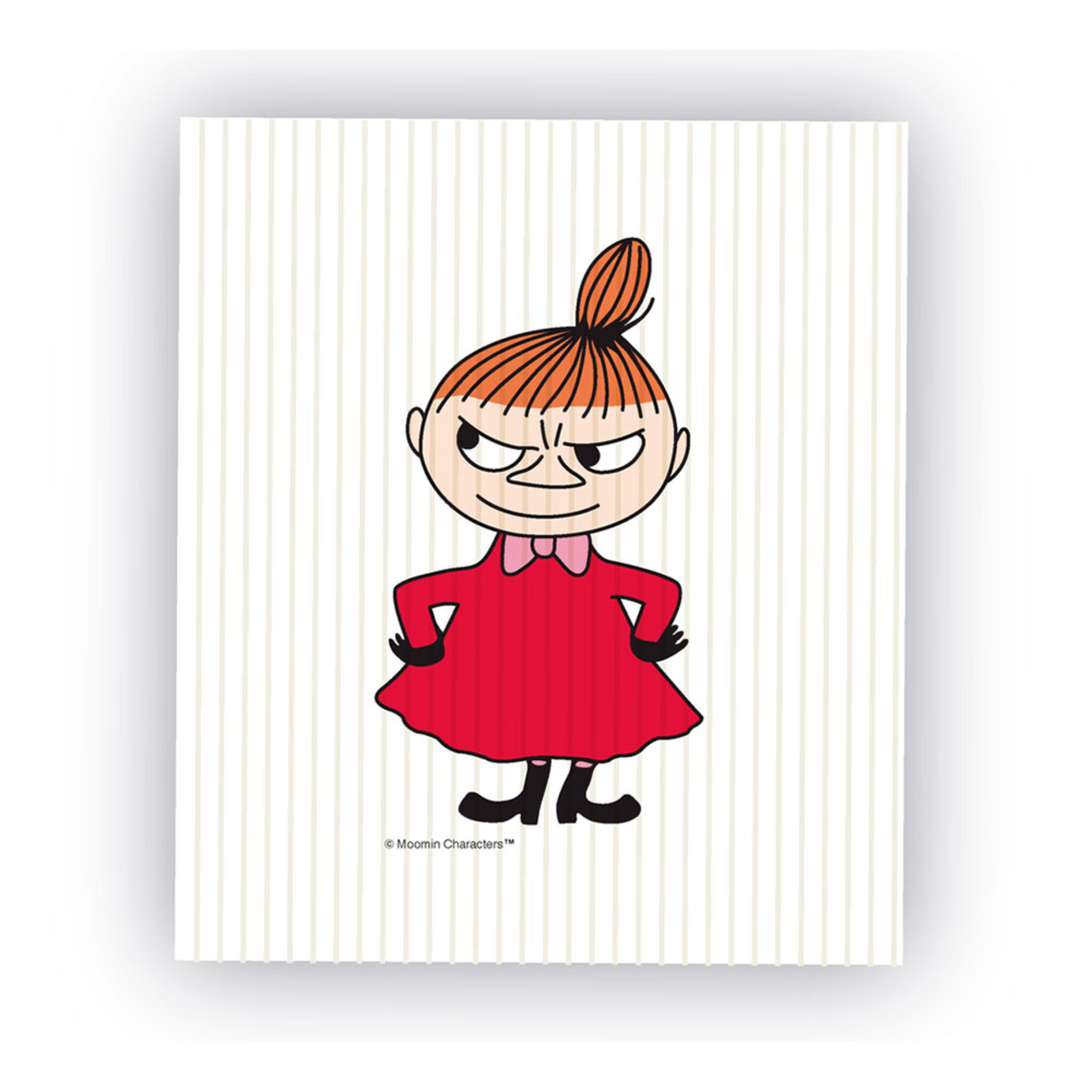 Diskduk 'Lilla My' 5-pack, 21x20