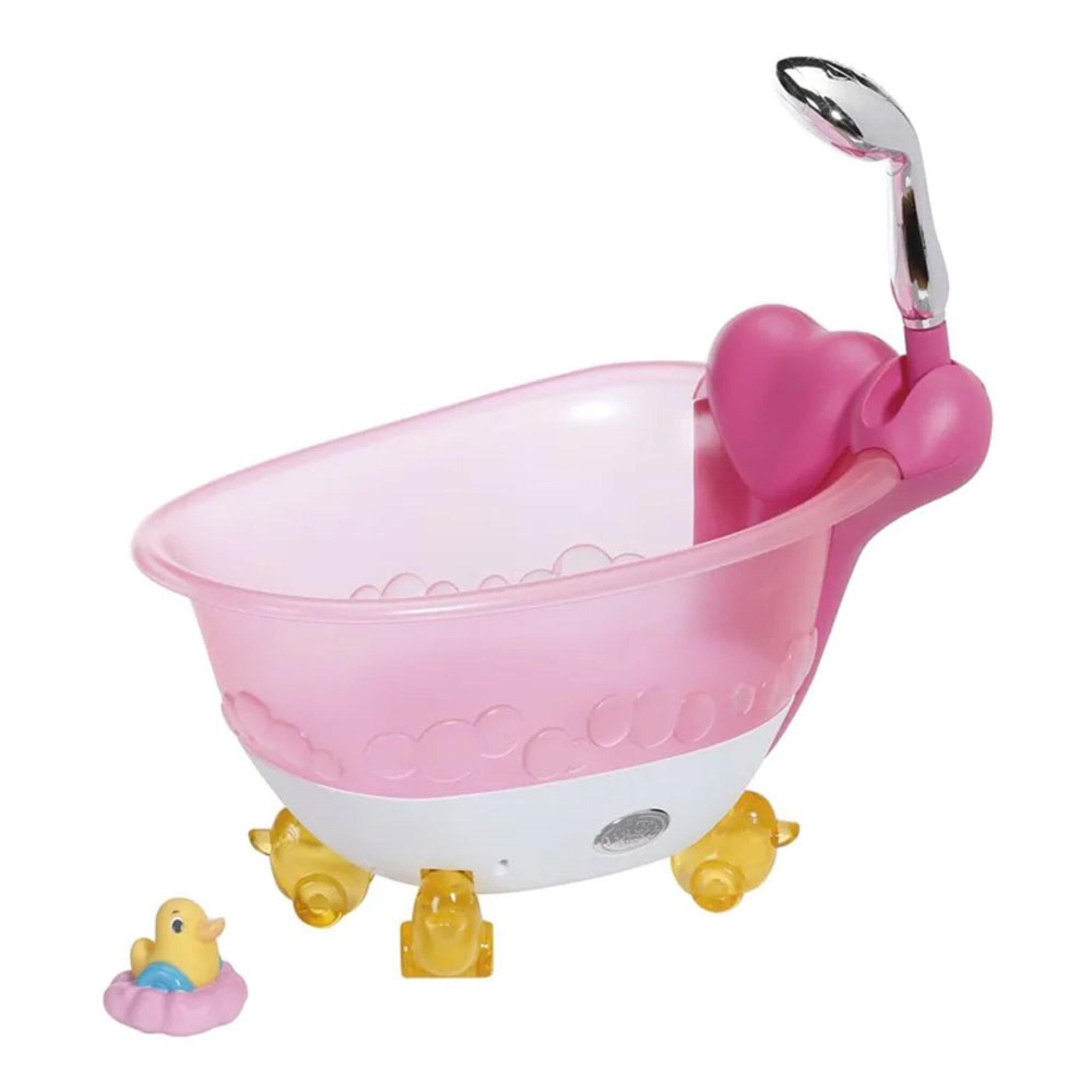 Glittery Bathtub