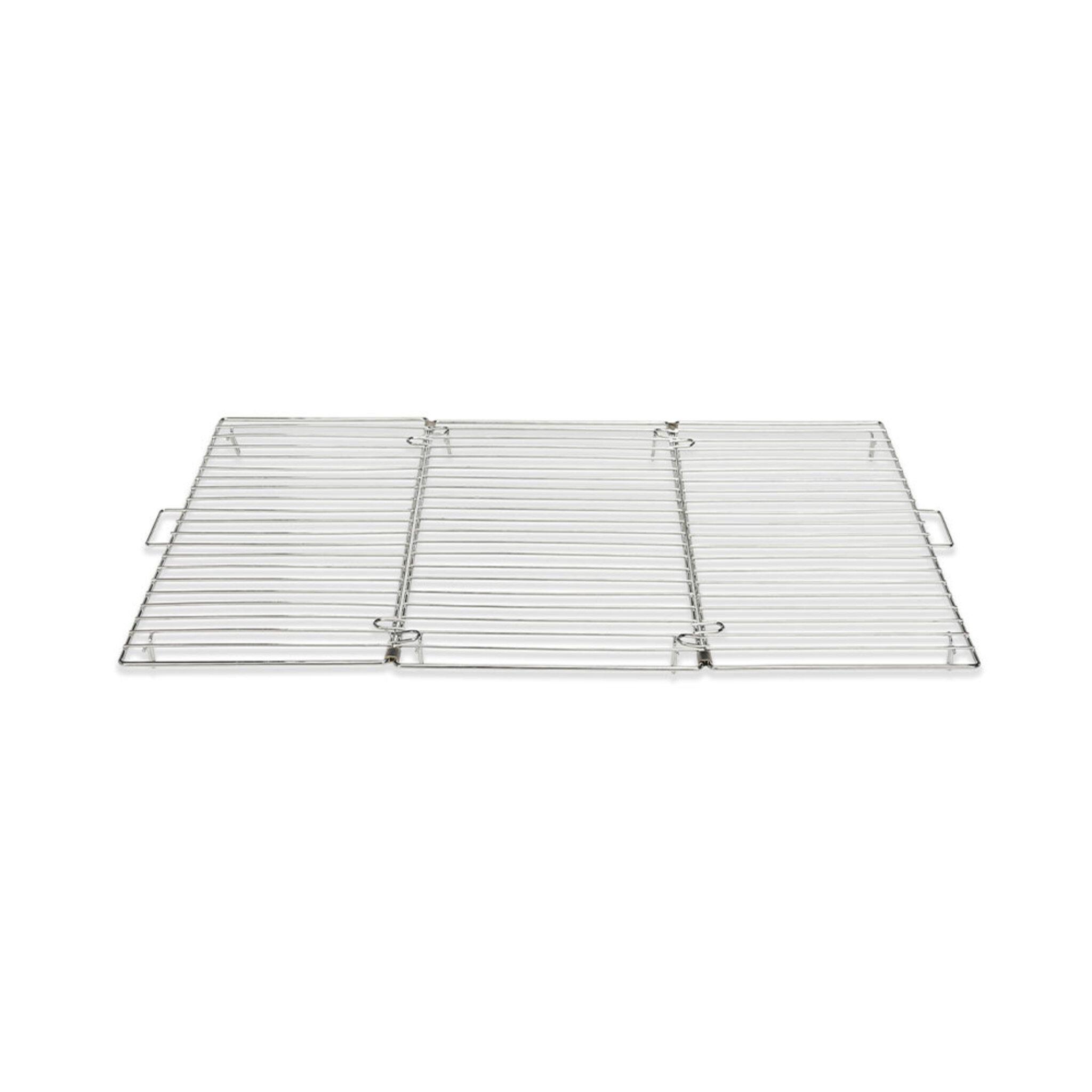 Bakgaller vikbar stål - 46/18 cm, L46/18cm B32cm