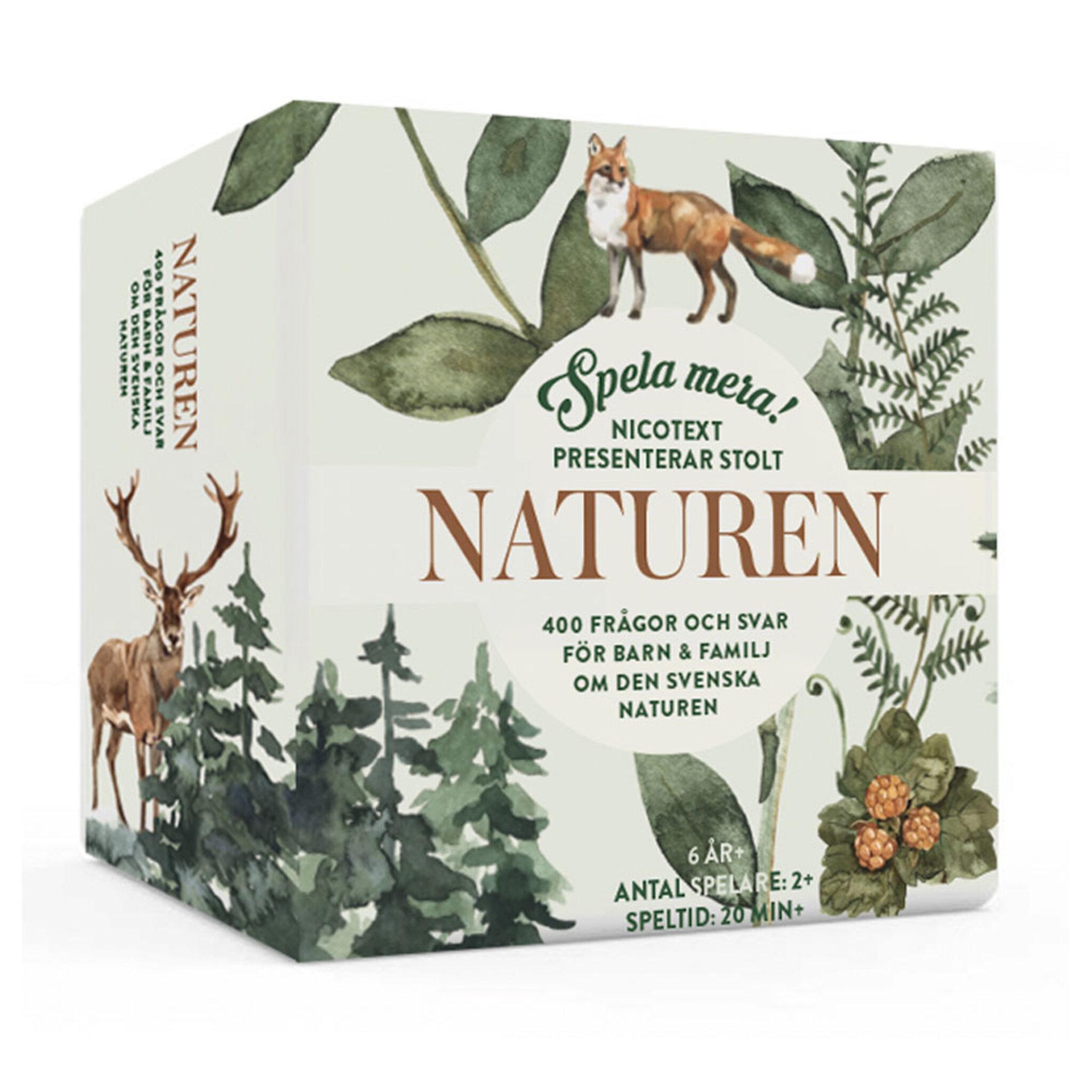 Spela mera: Naturen, 100x100x50