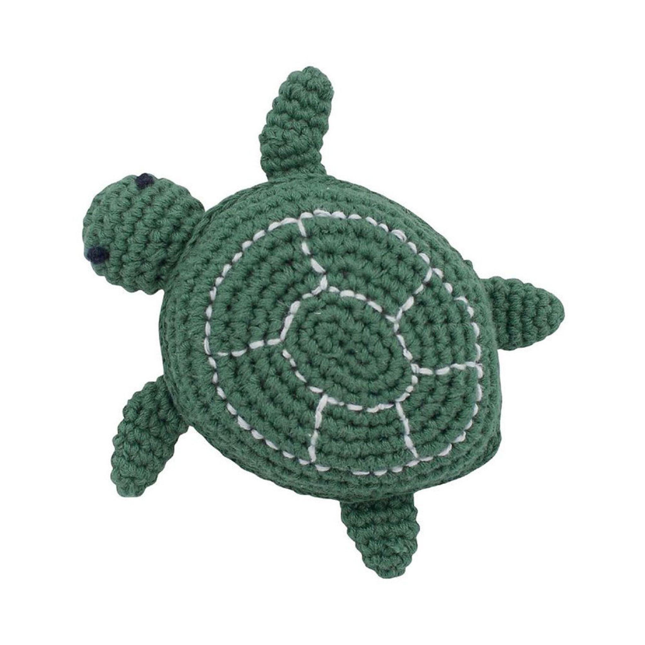 Virkad skallra, sköldpaddan Triton