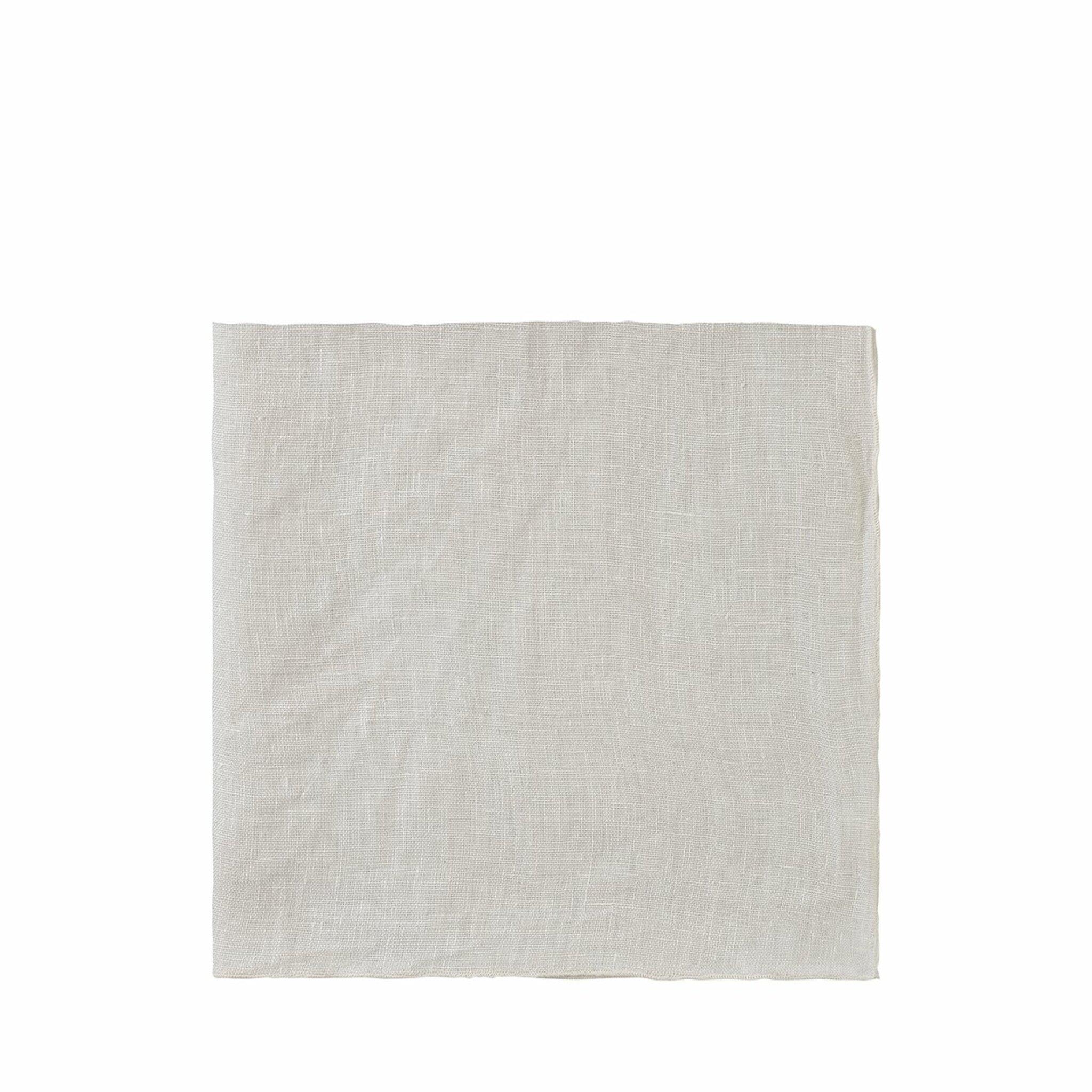LINEO, Linneservett 42x42 cm