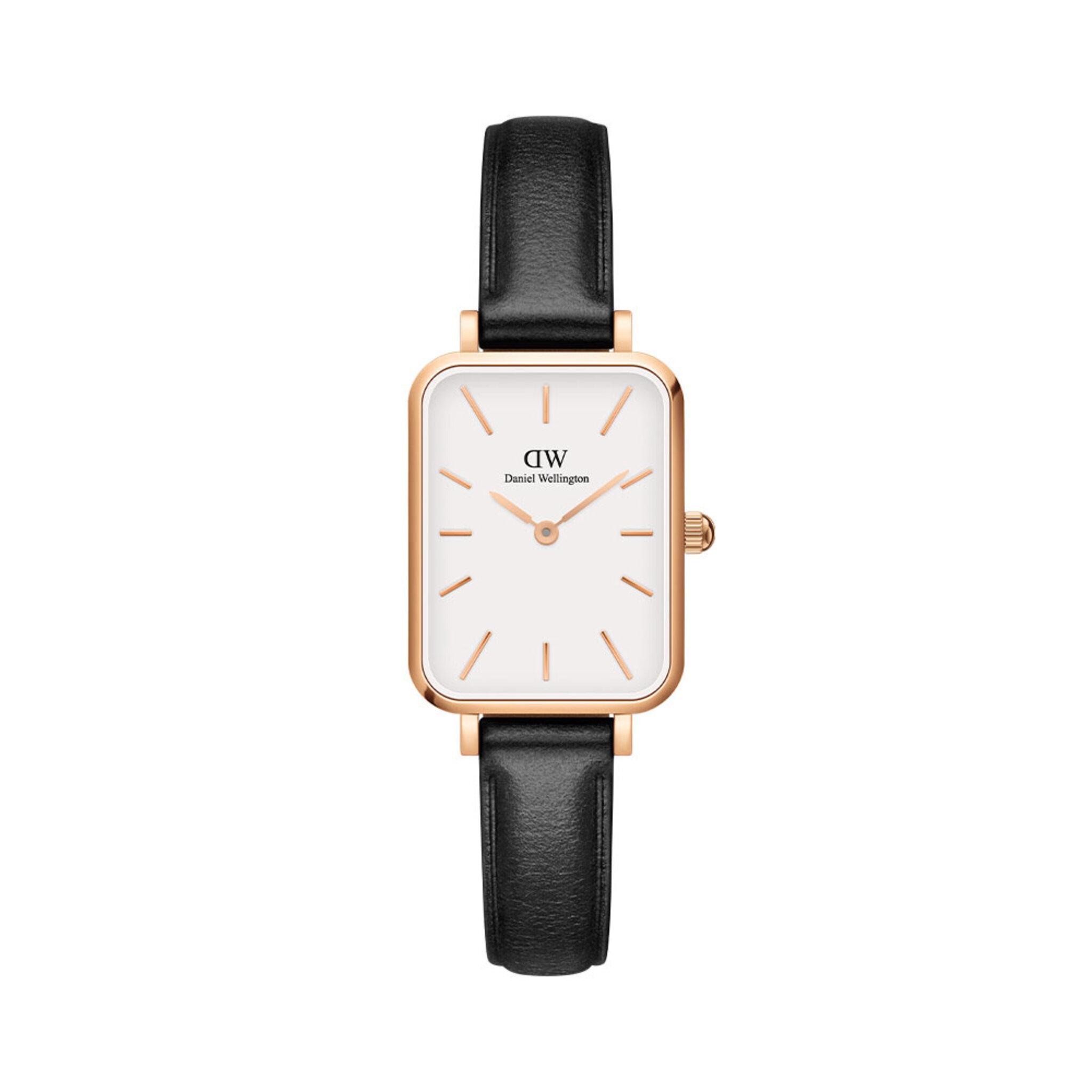 Petite Quadro Pressed Sheffield Watch, 20x26 mm