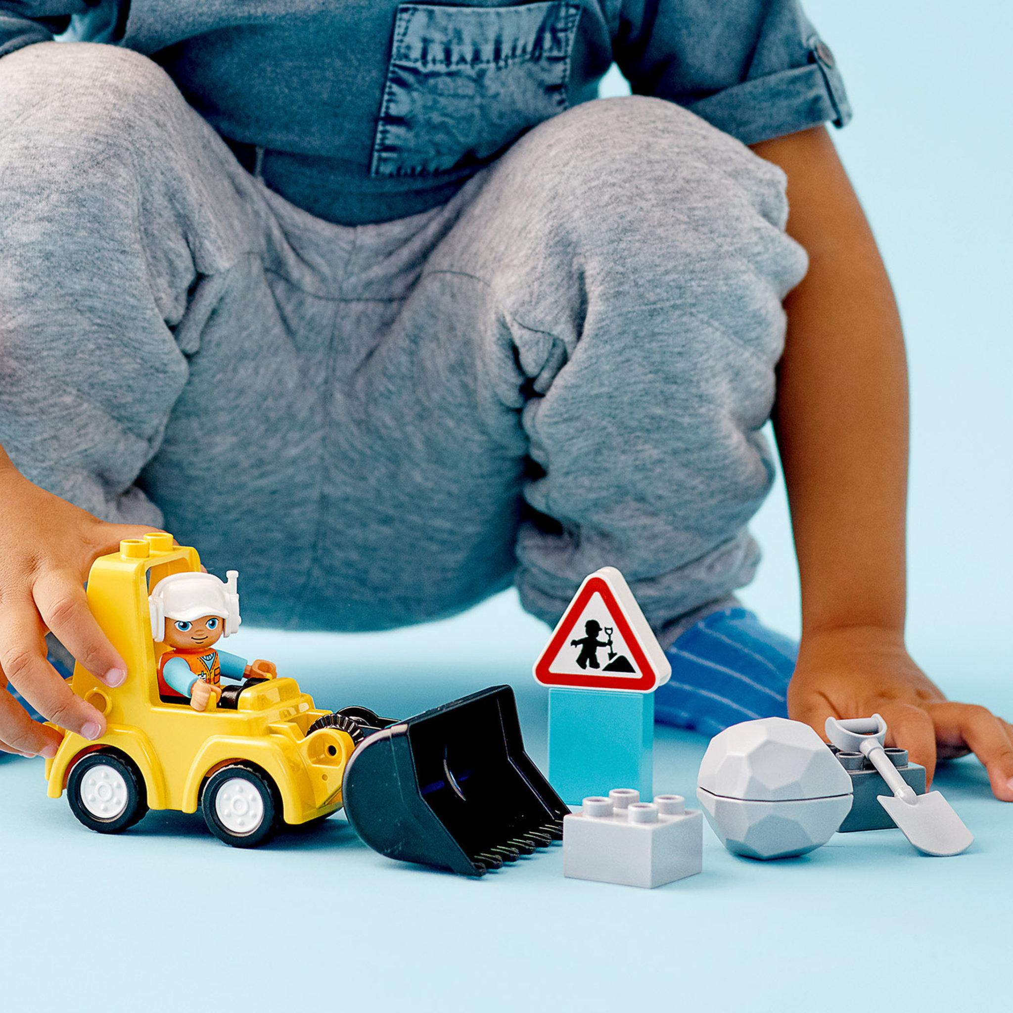10930 DUPLO® — Construction Bulldozer