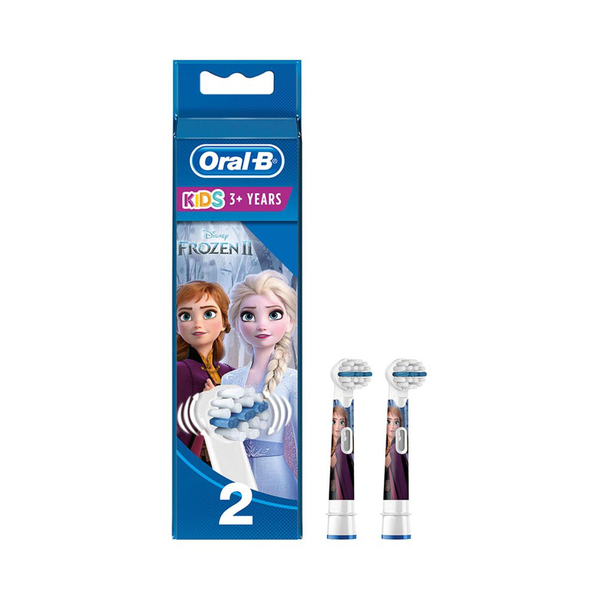 Kids Frozen Borsthuvud för Oral-B eltandborste