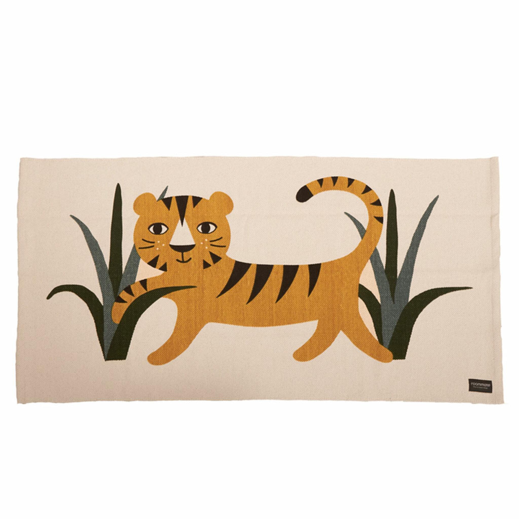 Matta 140 cm - Tiger