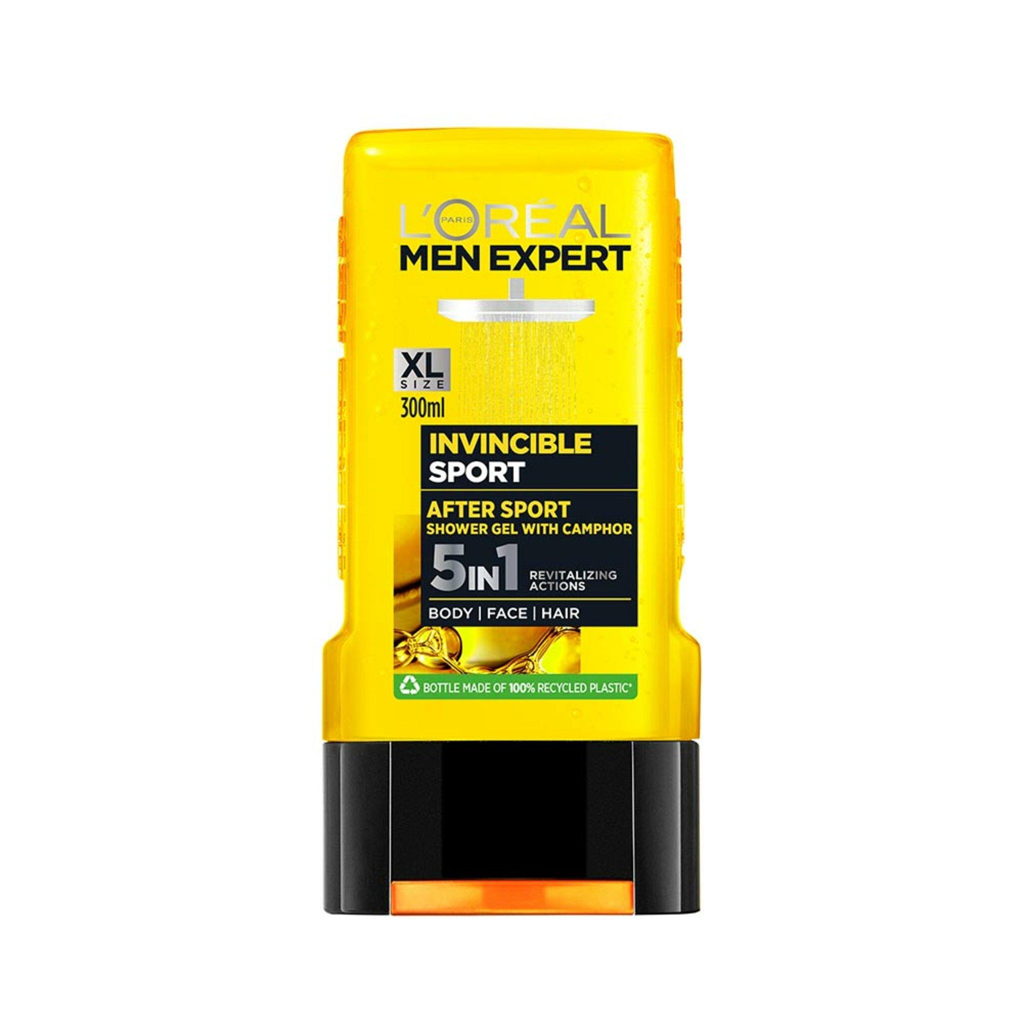 Expert Invincible Sport Shower Gel