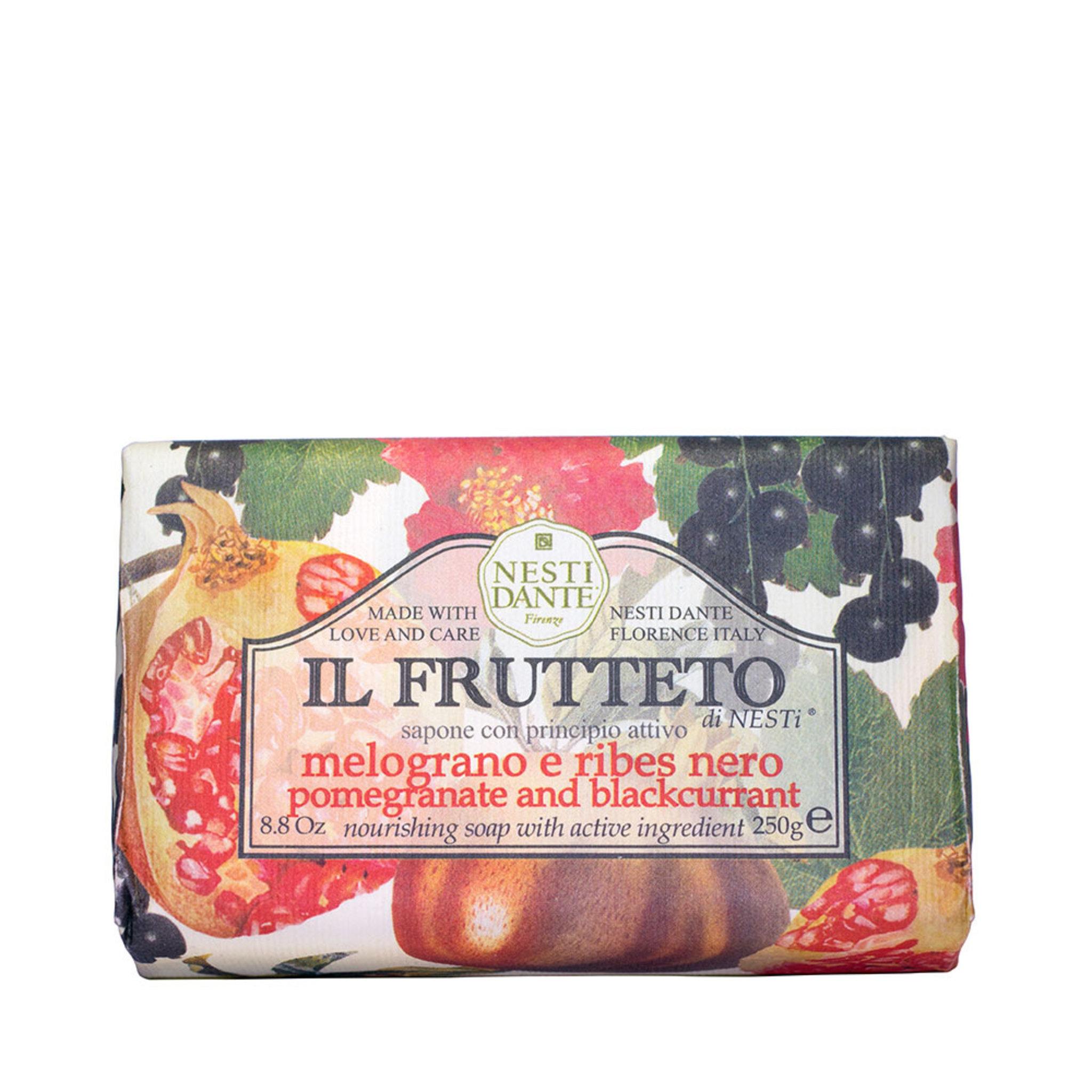 IL Frutteto Pomegranate & Blackcurrant