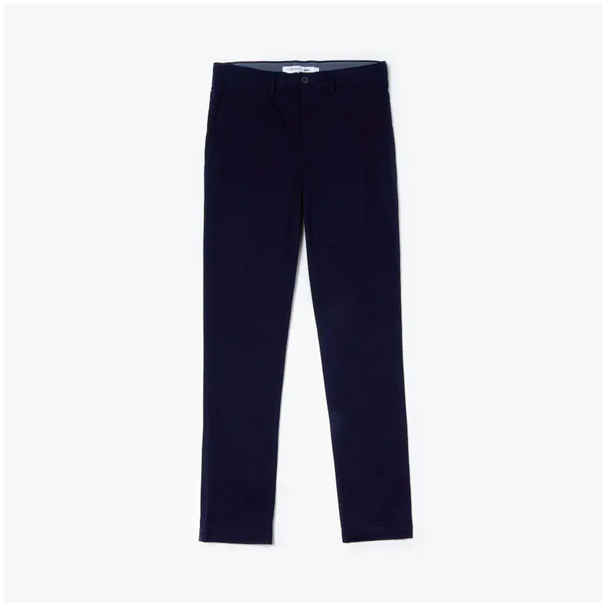 Slim Fit Stretch Gabardine Chino Pants