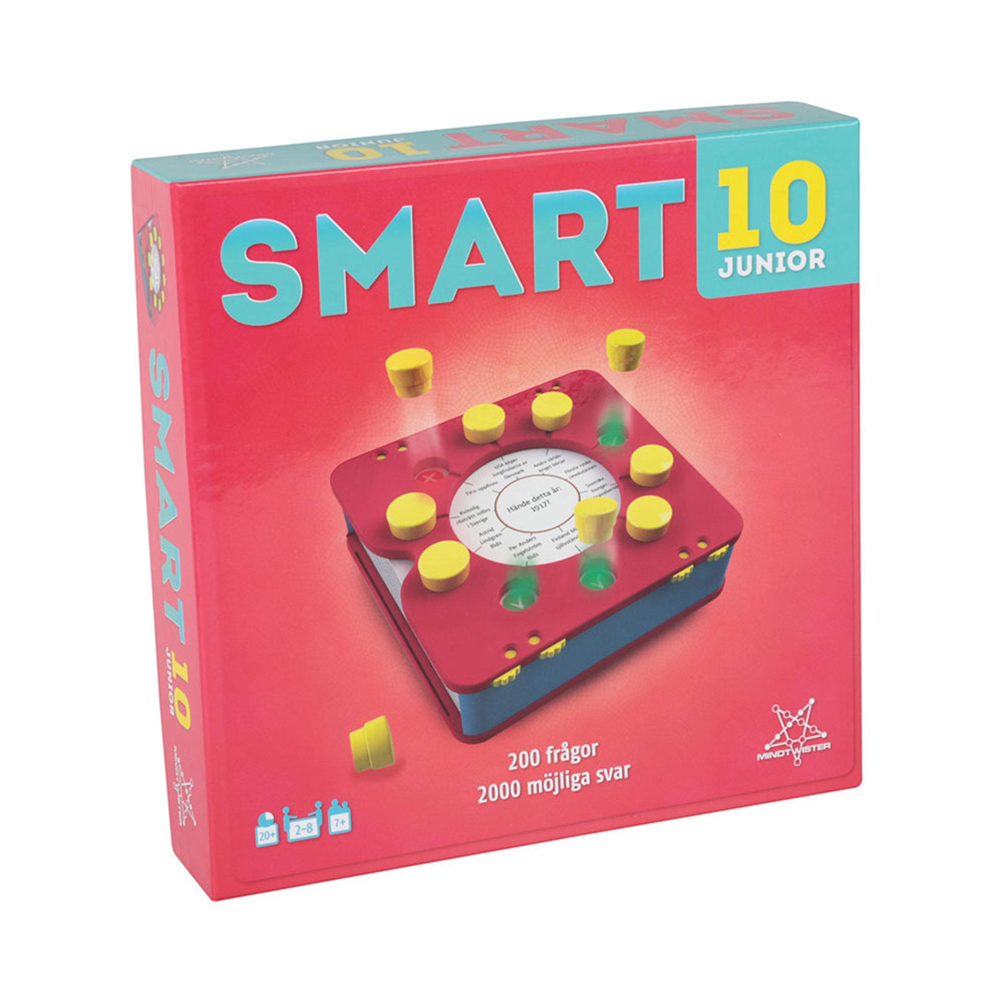 Sällskapsspel, Mindtwister Smart10 JR