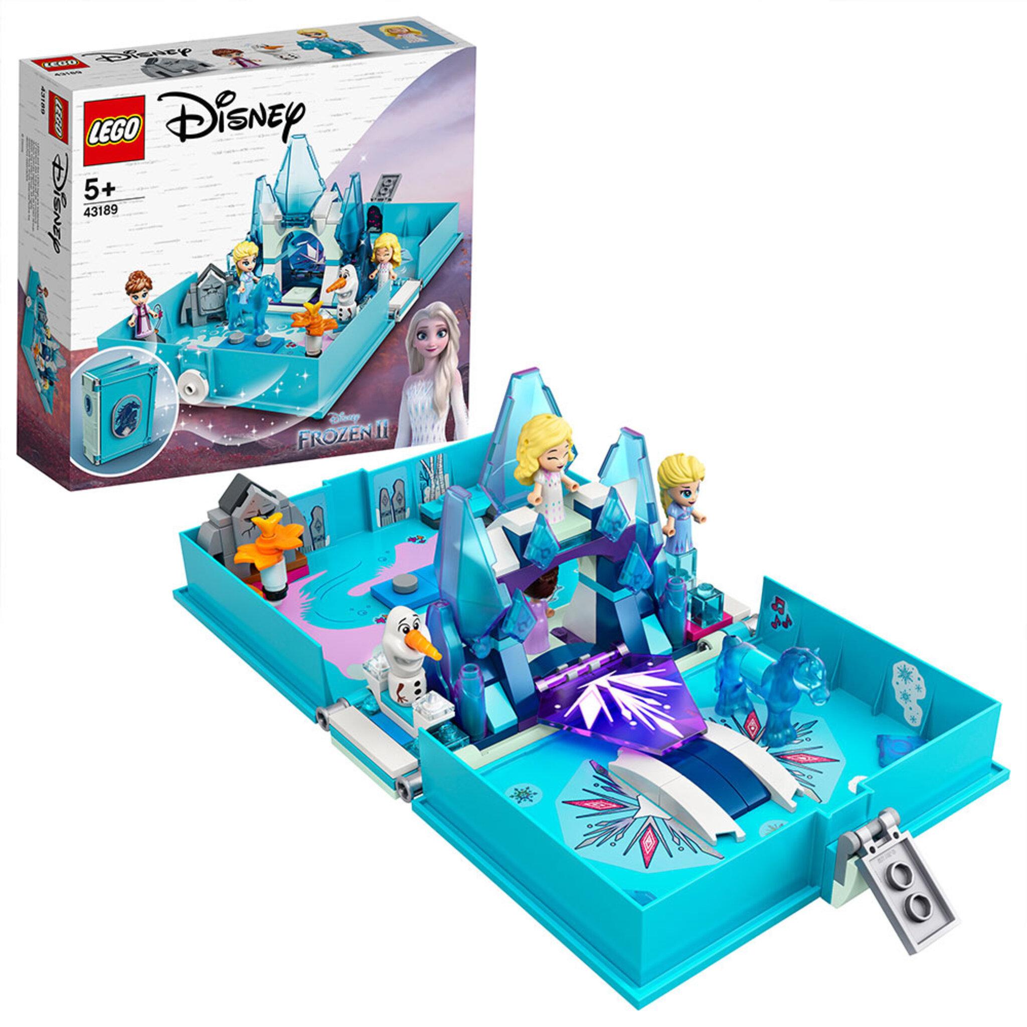 43189 Disney Princess Elsa och Nokk – Sagoboksäventyr