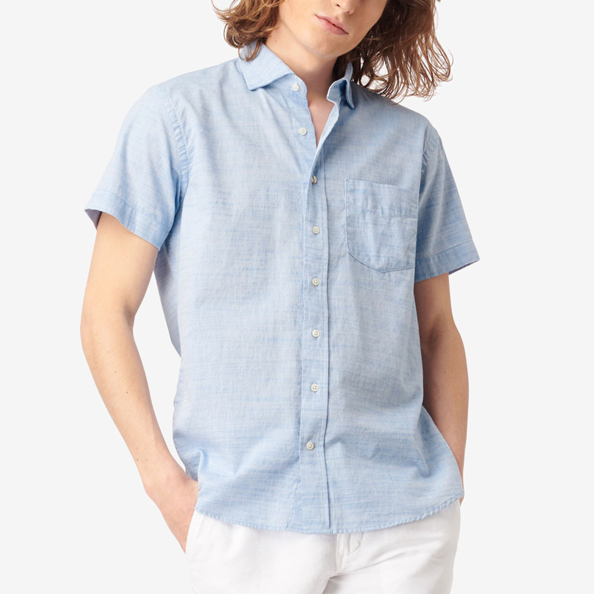 Leif S.S. Shirt