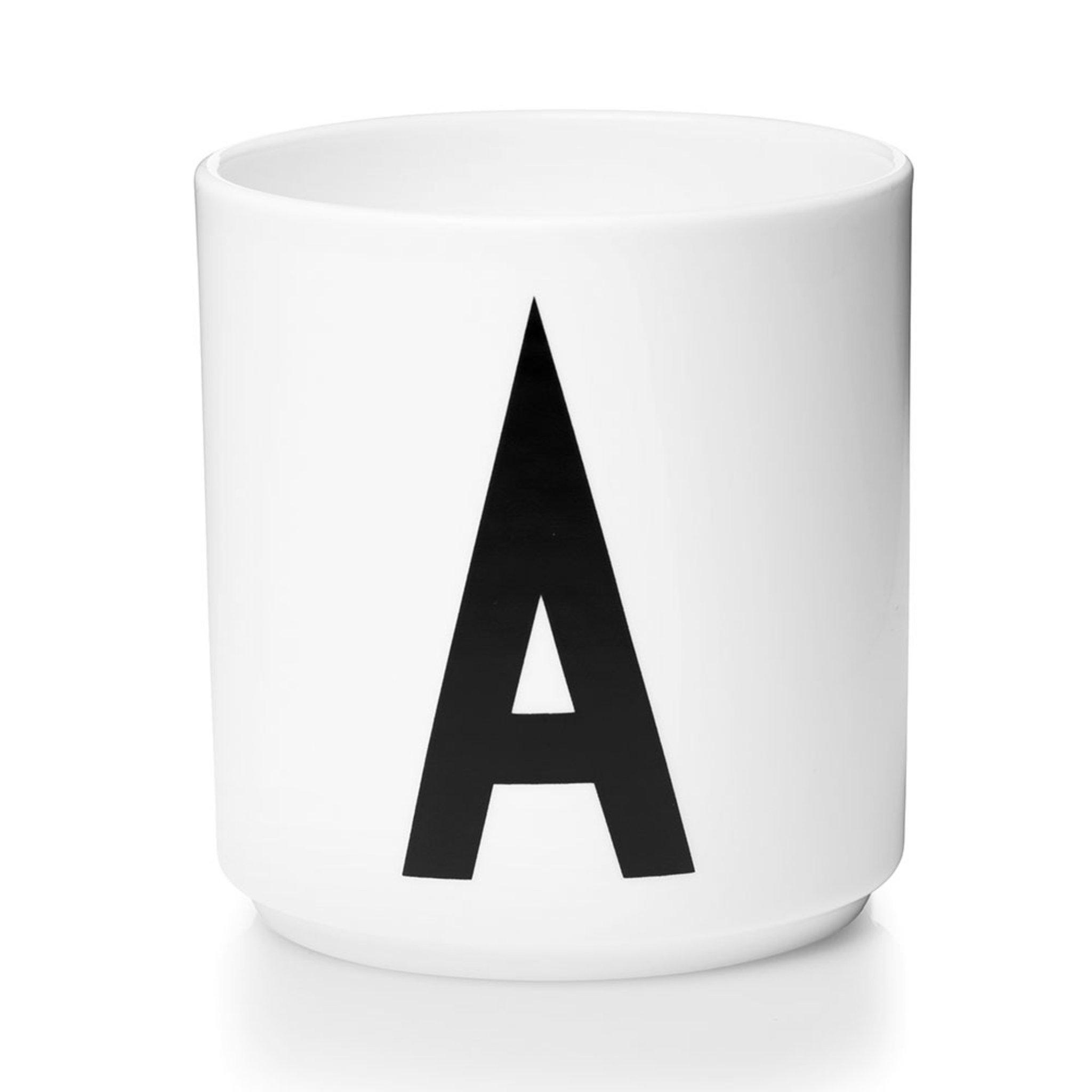 Mugg Porcelain, A-Z