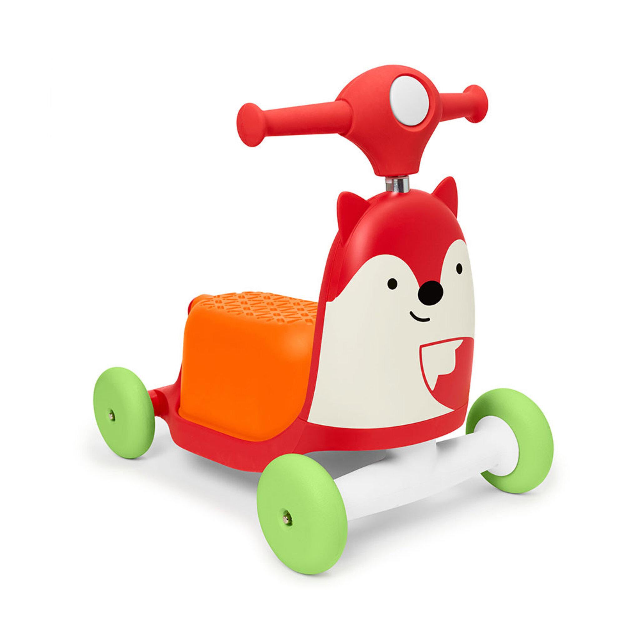 Zoo RideOn Toy Räv