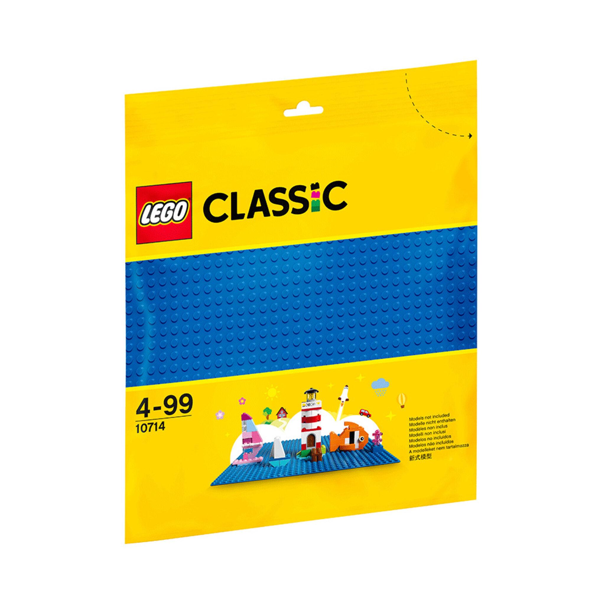 10714 Classic Blå basplatta