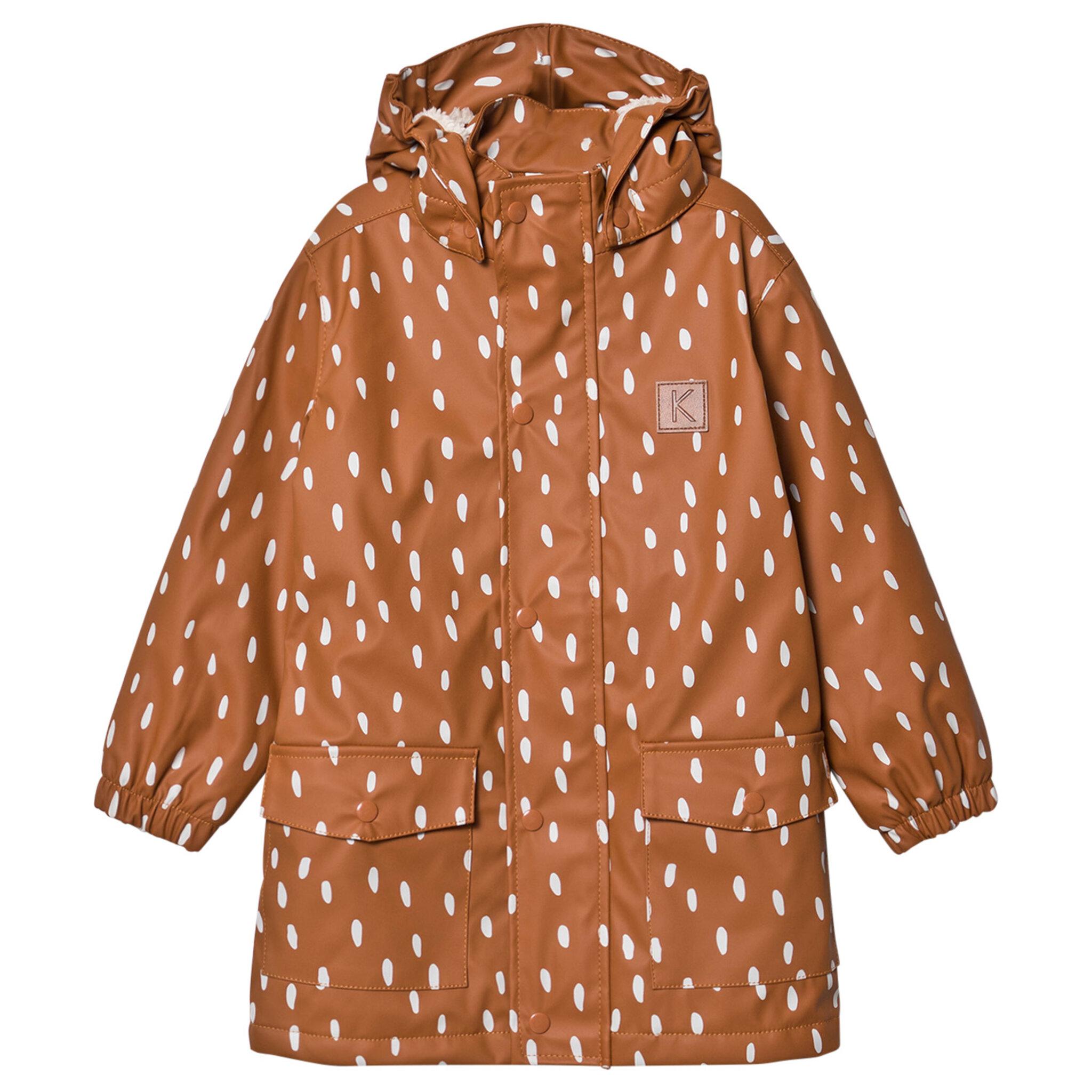 Girwood Recycled Rain Coat