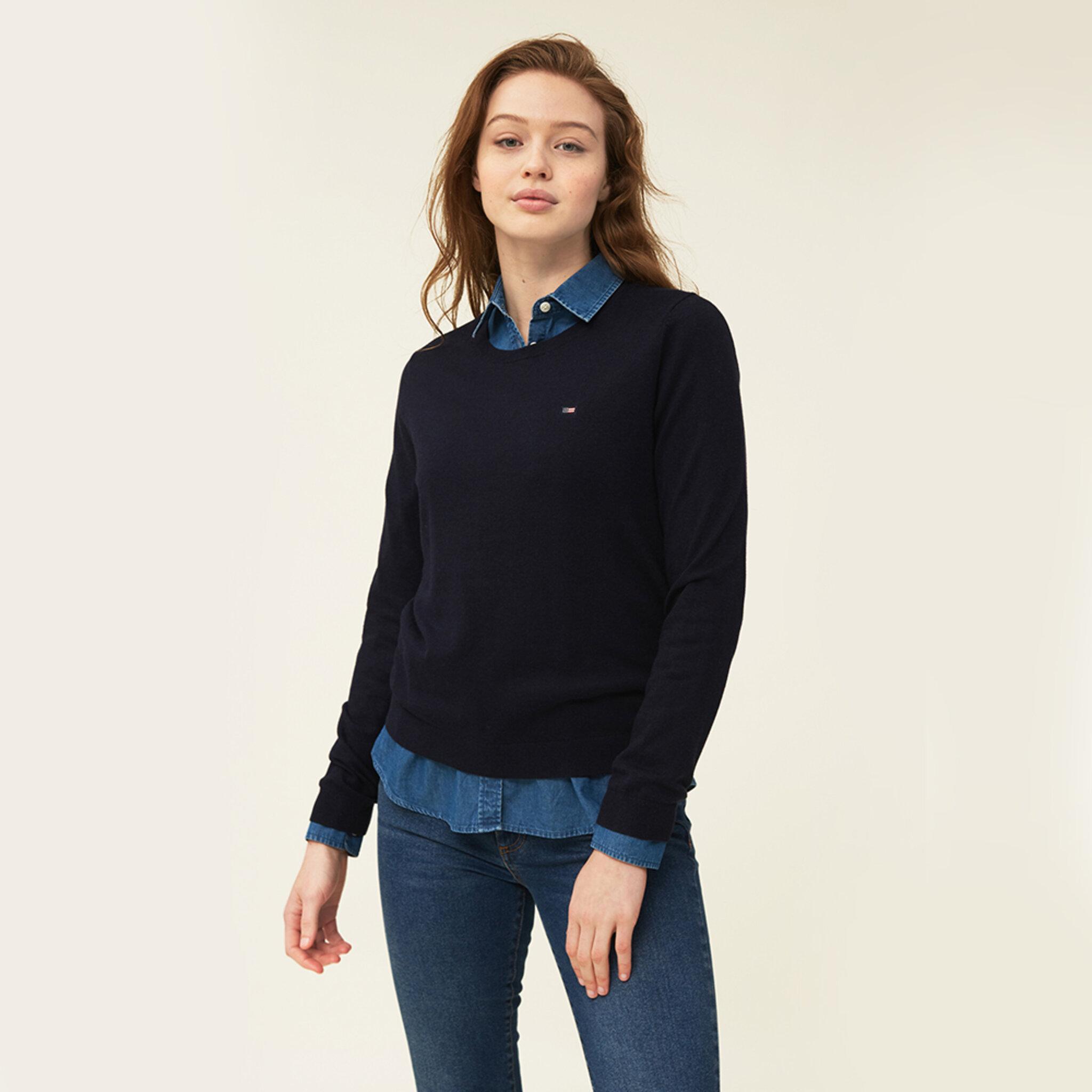 Marline Organic Cotton Sweater