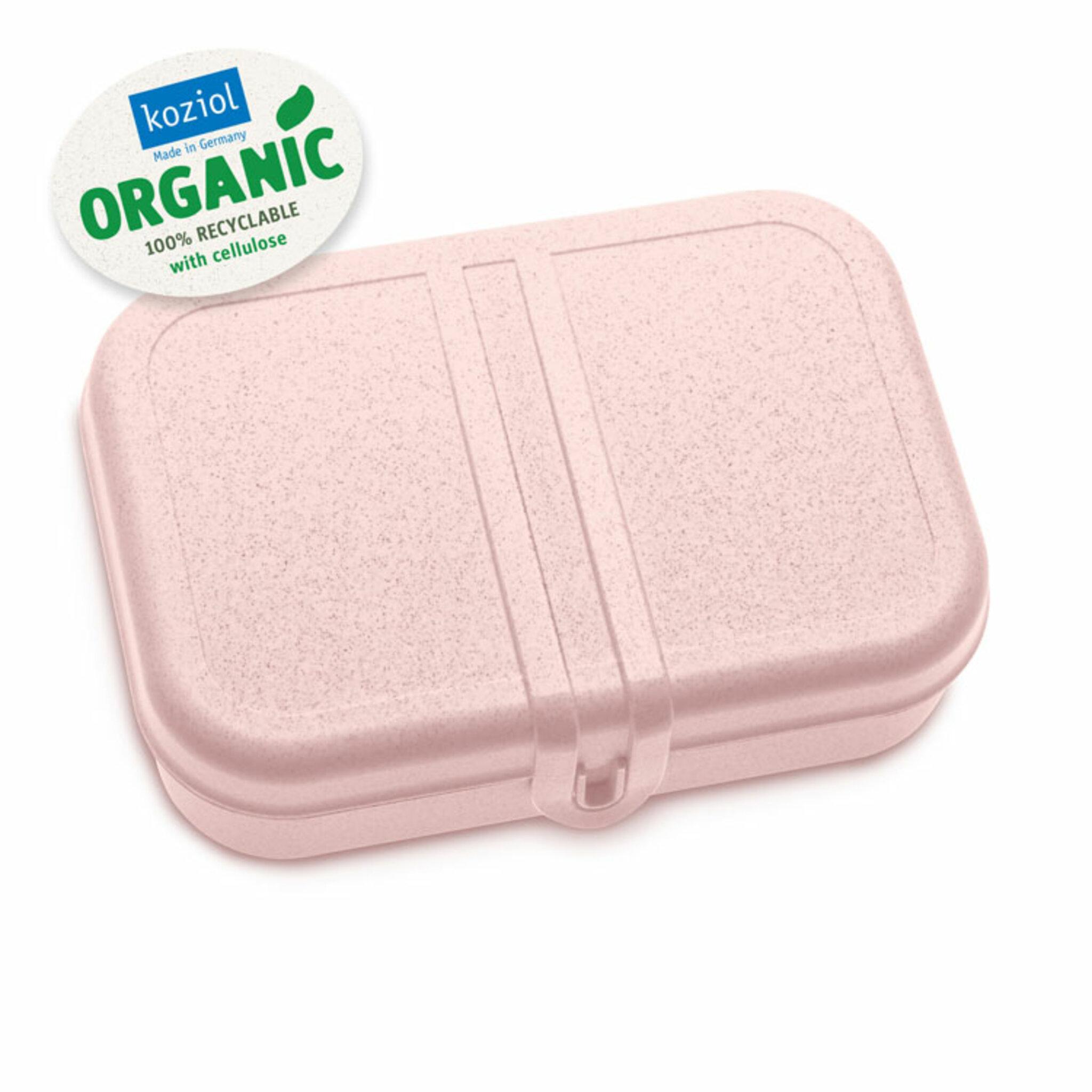 PASCAL L Lunchlåda/Lunchbox Organic 2-pack