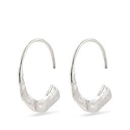 pilgrim örhängen silver