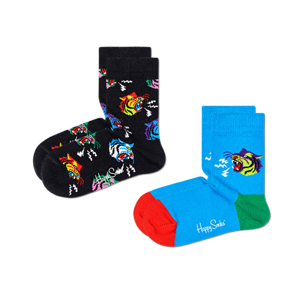 WERI SPEZIALS 2 Pair Socks Set for babies and children in funny Dinos