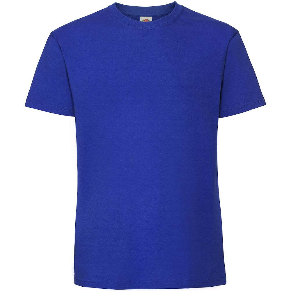 T-Shirt Ringspun Premium T Fruit of the Loom Col Rond