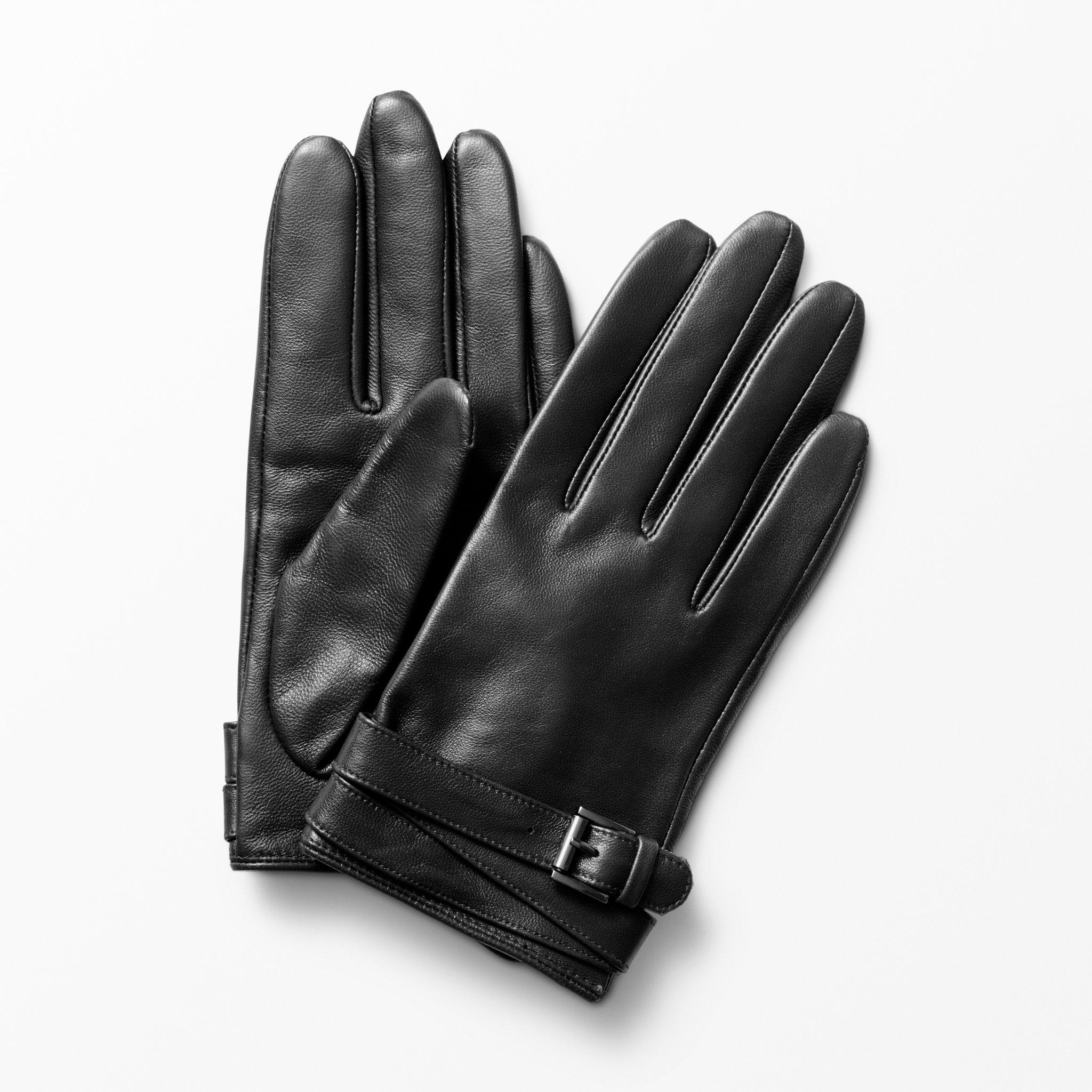be3a1a2d46d Handske i läder - Vantar & handskar - Köp online på åhlens.se!