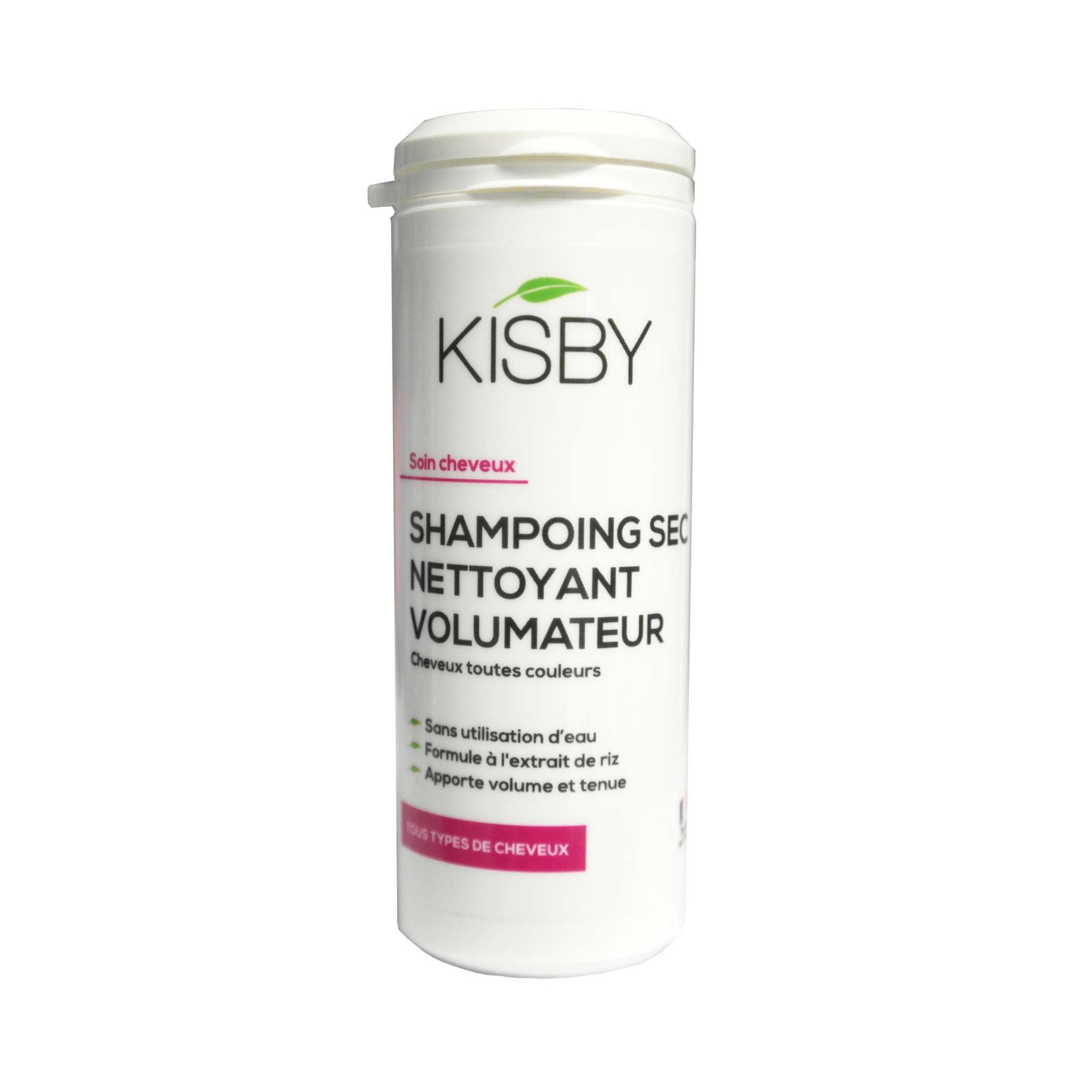 kisby torrschampo powder