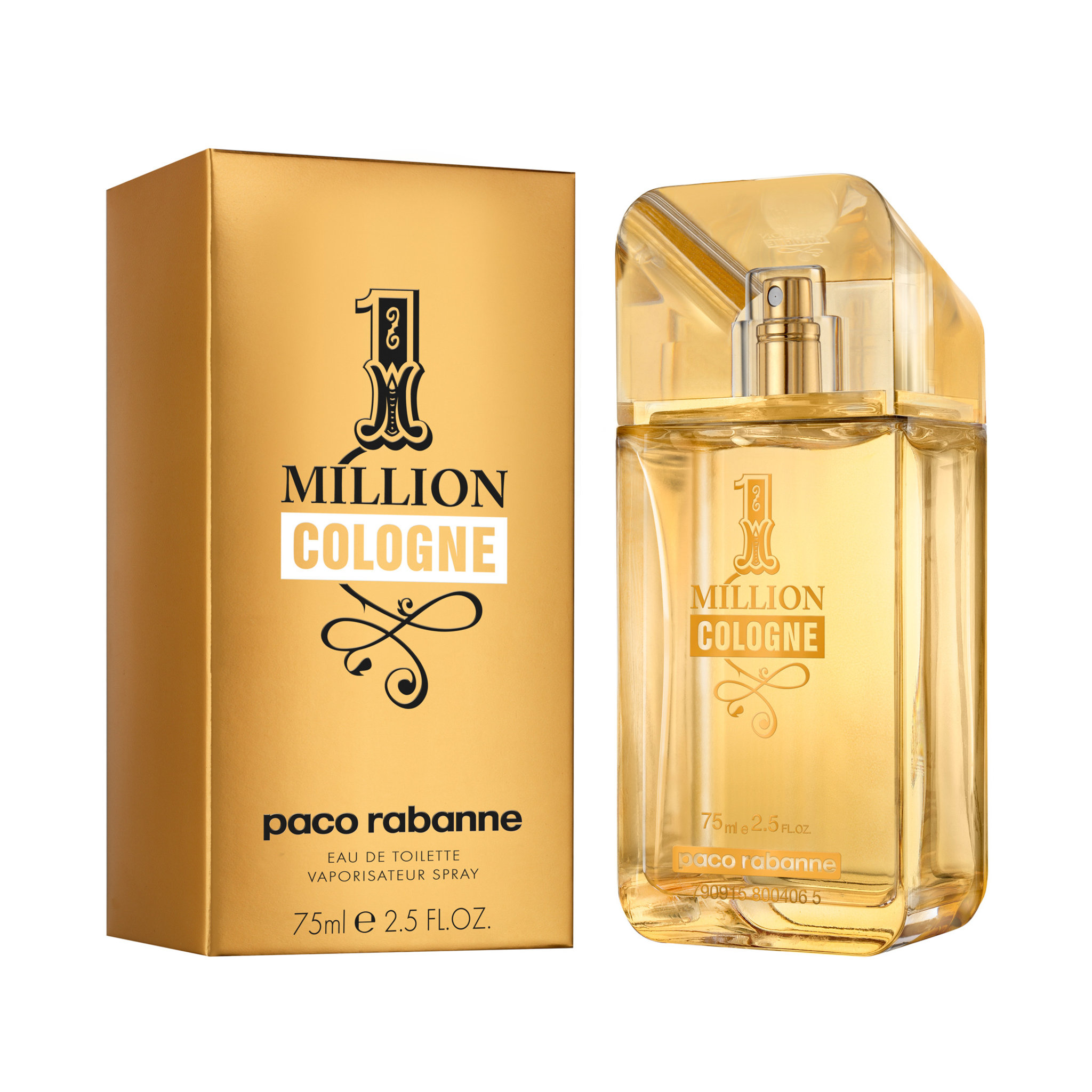 one million parfym herr pris