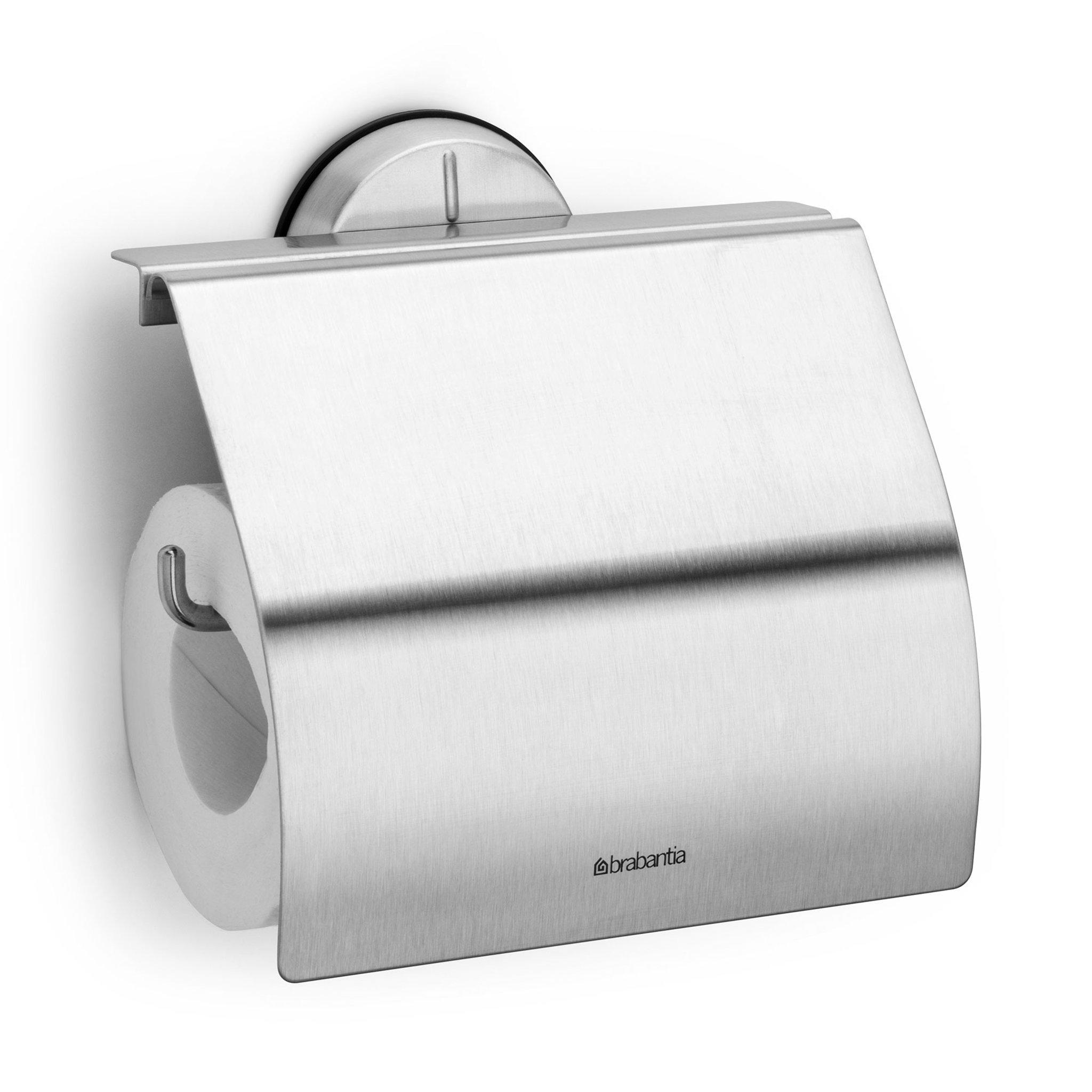 Toapappershållare profile , matt steel   badrumsaccessoarer  köp ...