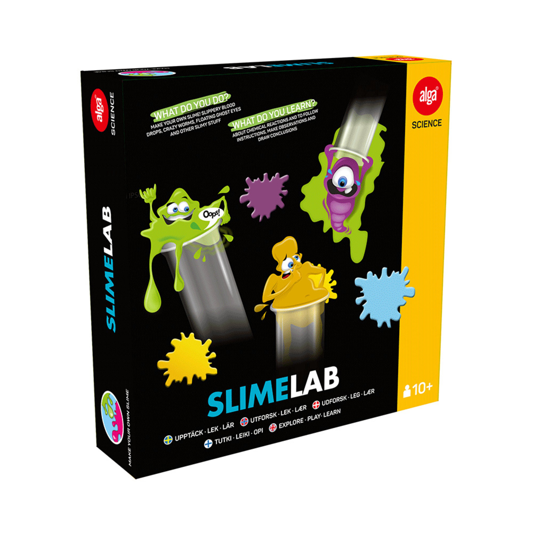 Slaim Lab - Skapa   pyssla - Köp online på åhlens.se! 67fa3f6fbb028
