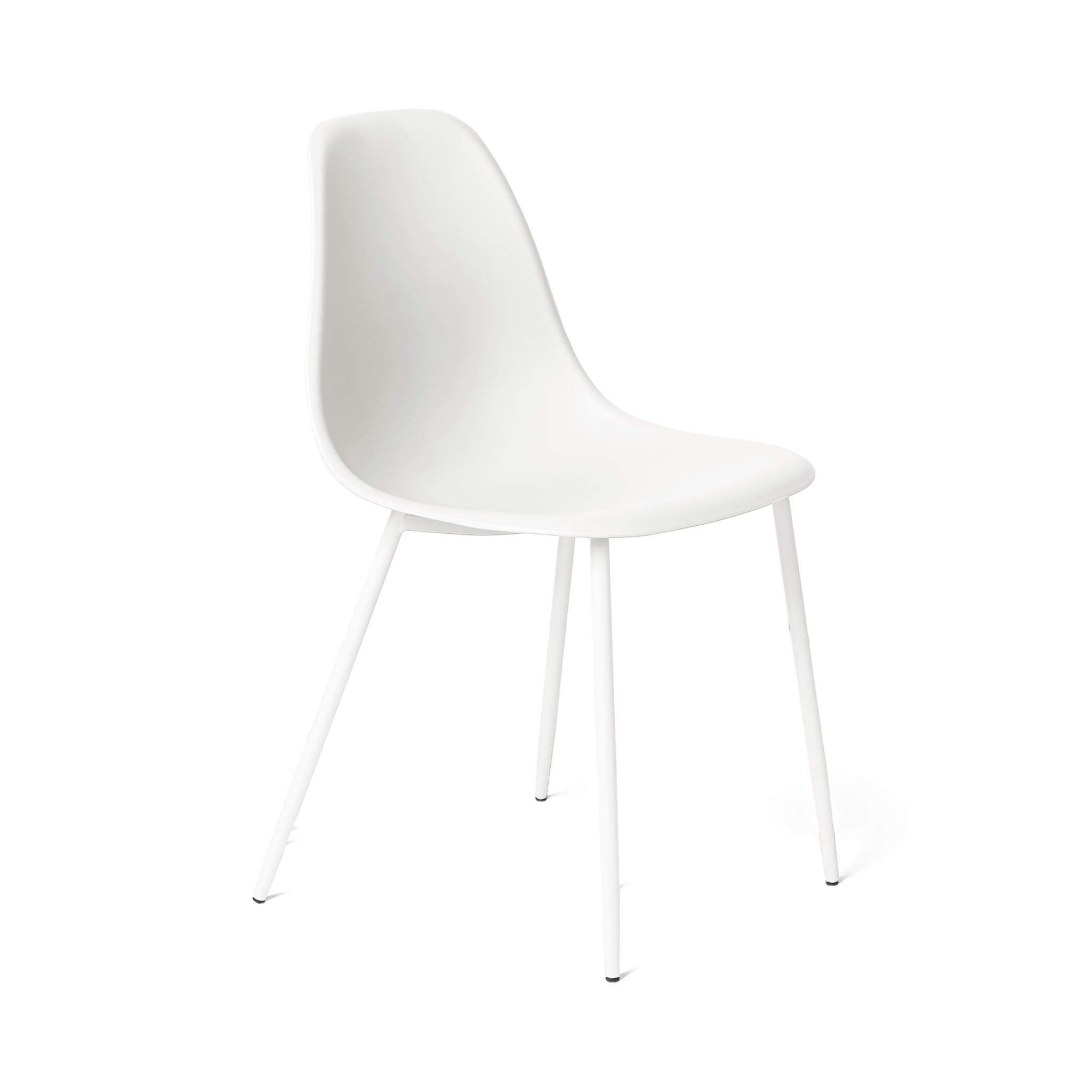 Stol, Uno 48 cm, offwhite