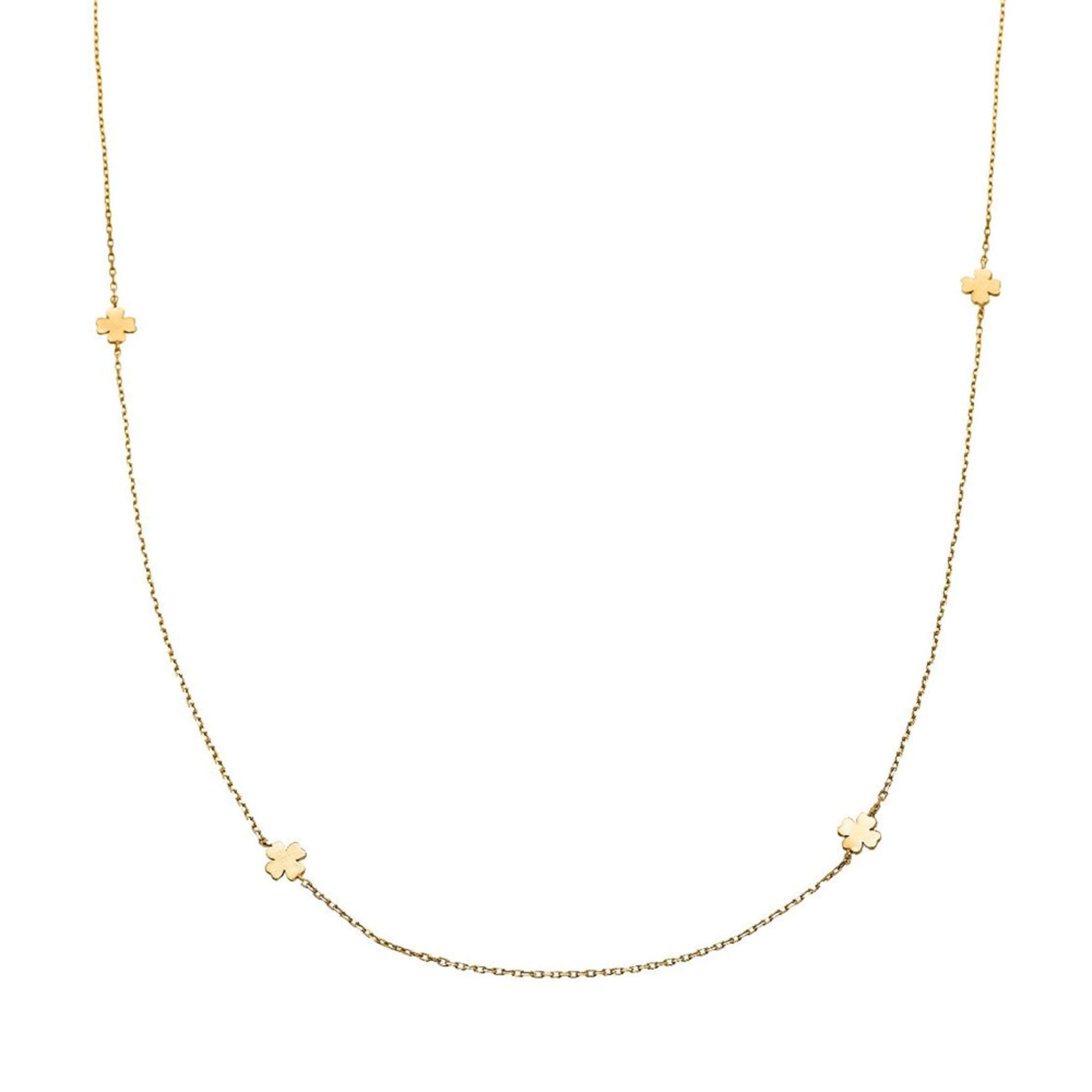 Lucky Necklace Mini Multi Gold - Halsband - Köp online på åhlens.se! 4cb00da0a5d81