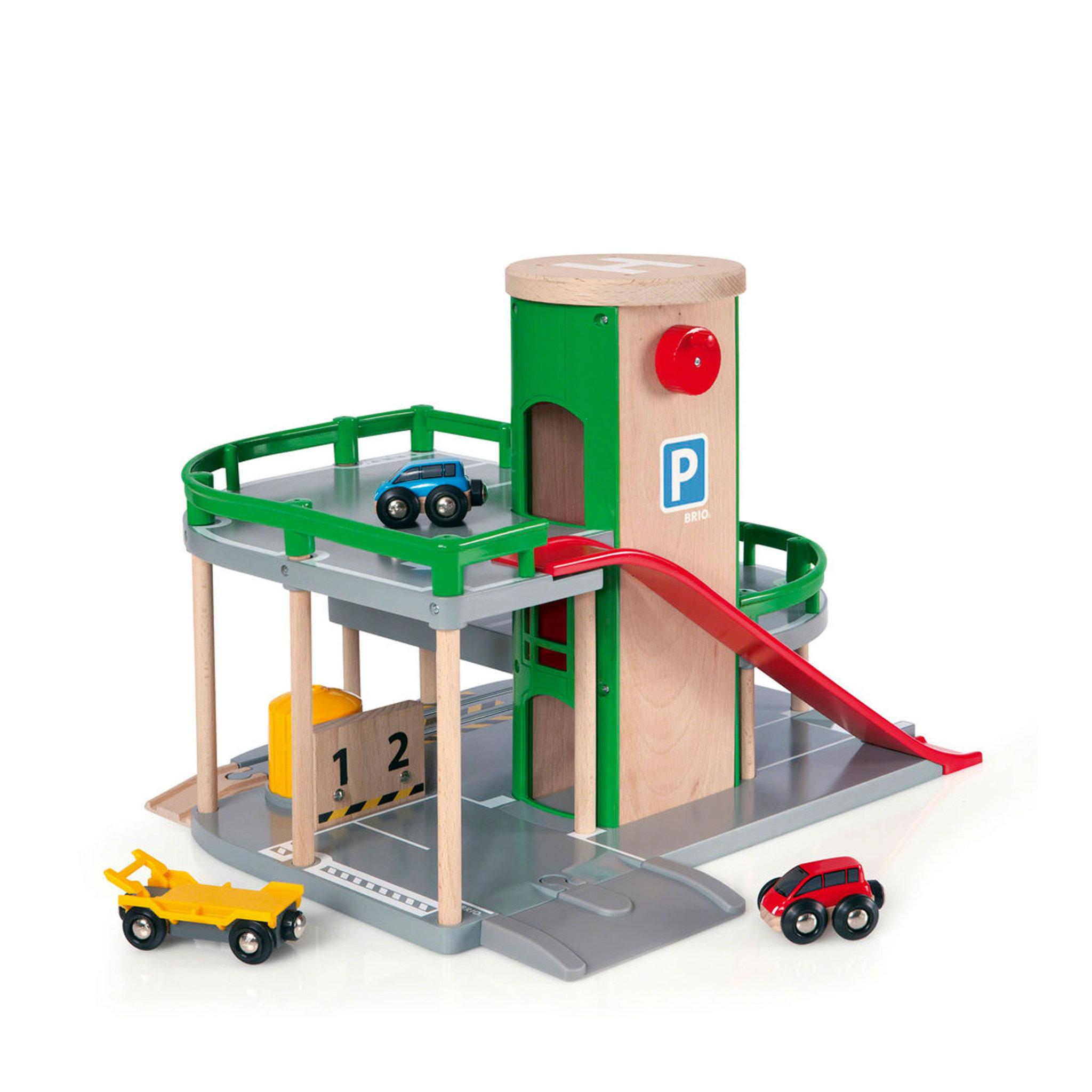 Parkeringshus leksak