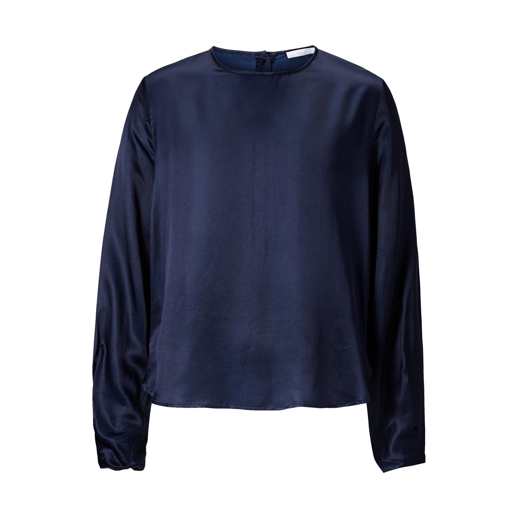 d5d603521472 Blus i silkesblandning - Blusar & skjortor - Köp online på åhlens.se!