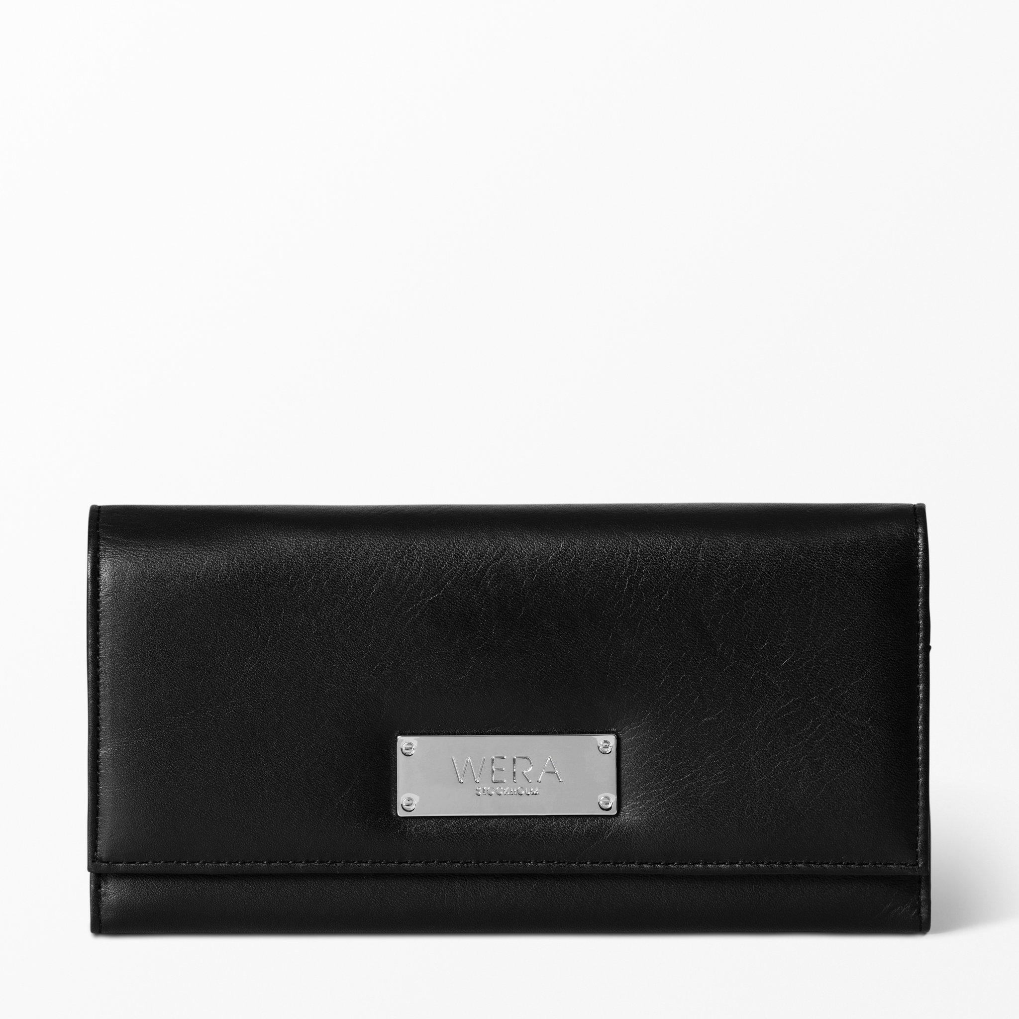 Splitter nya Plånbok i skinn, 19x10x2 cm - Plånböcker & fodral - Köp online på GH-31