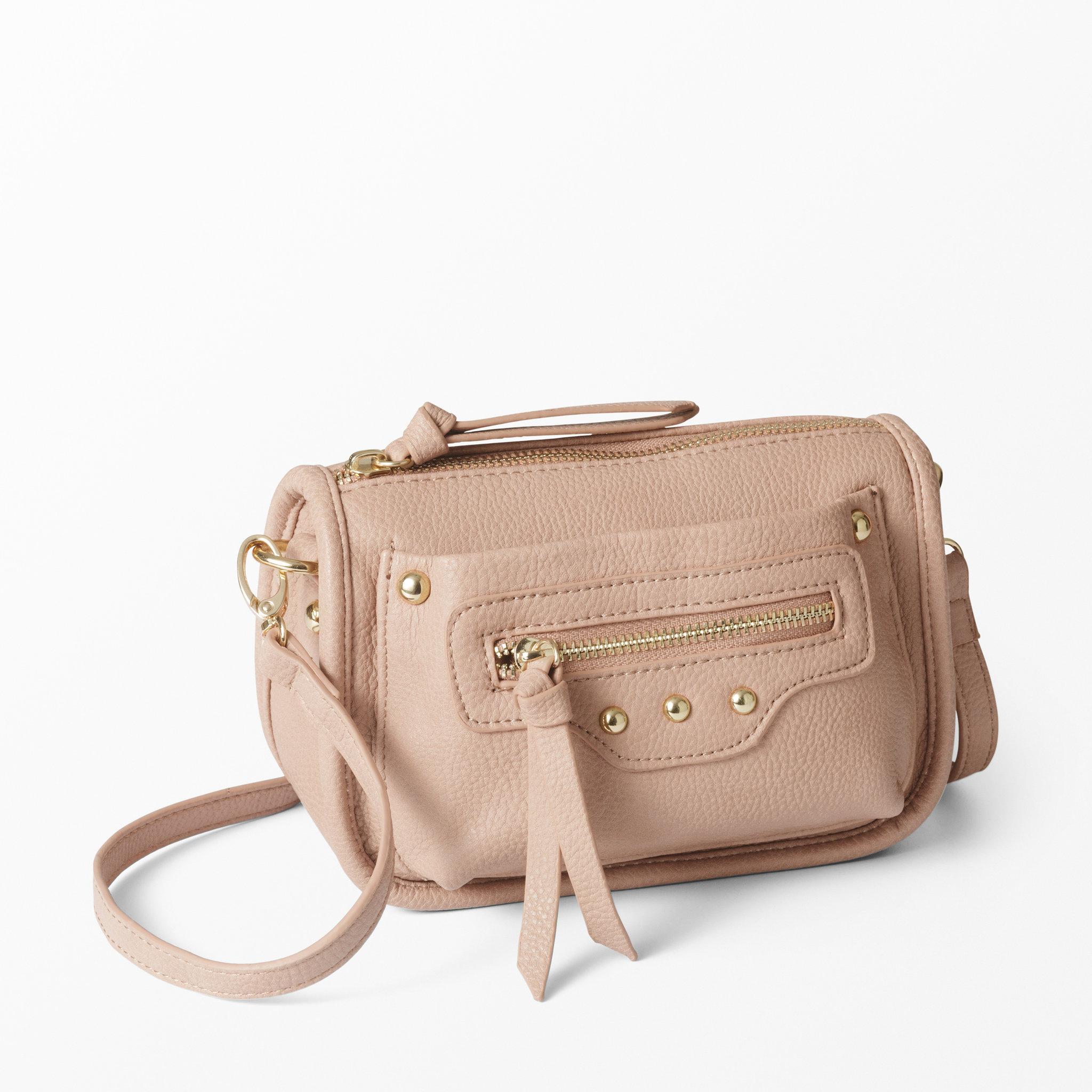 Handväska med gulddetaljer   handväskor  köp online på åhlens.se!