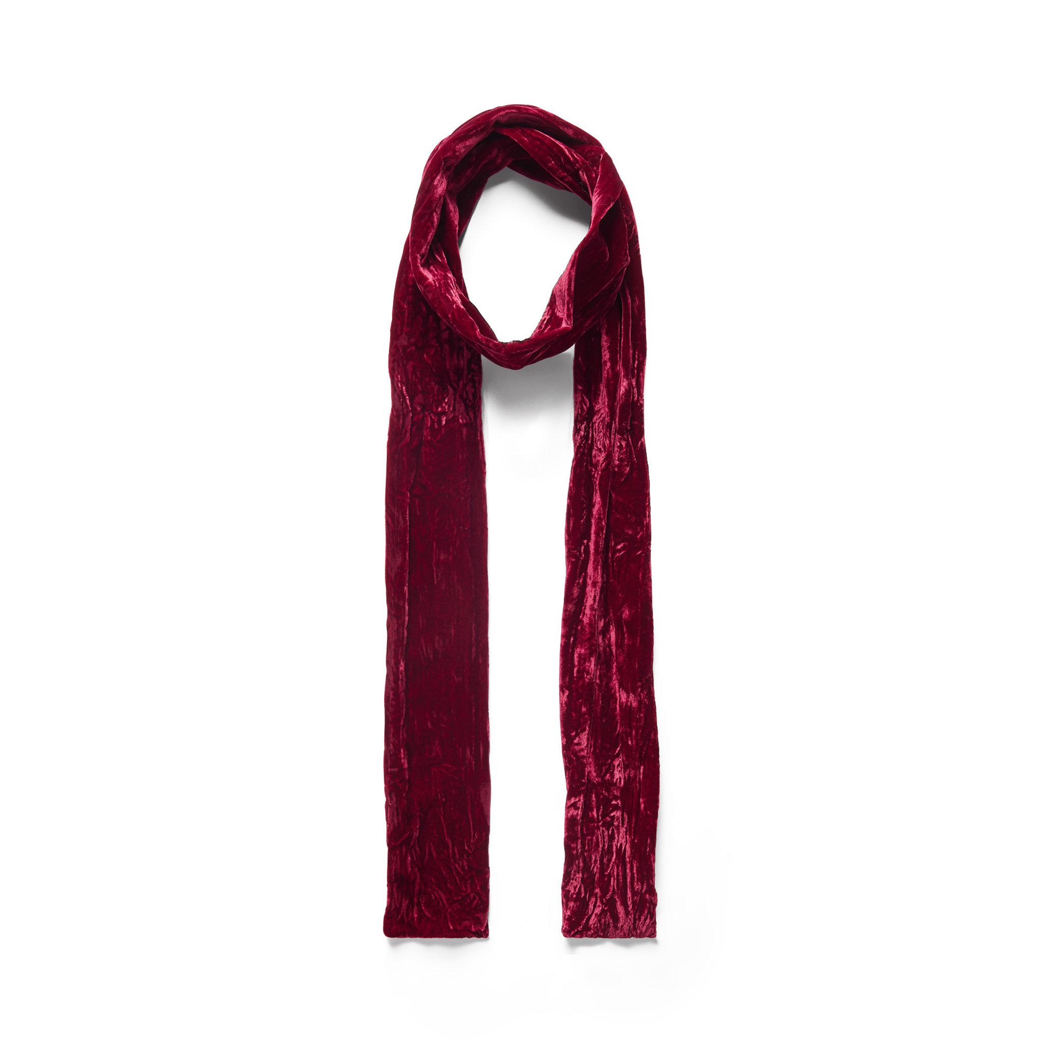 Sammetsscarf - Halsdukar   scarves - Köp online på åhlens.se! 0f3002b34bdc7