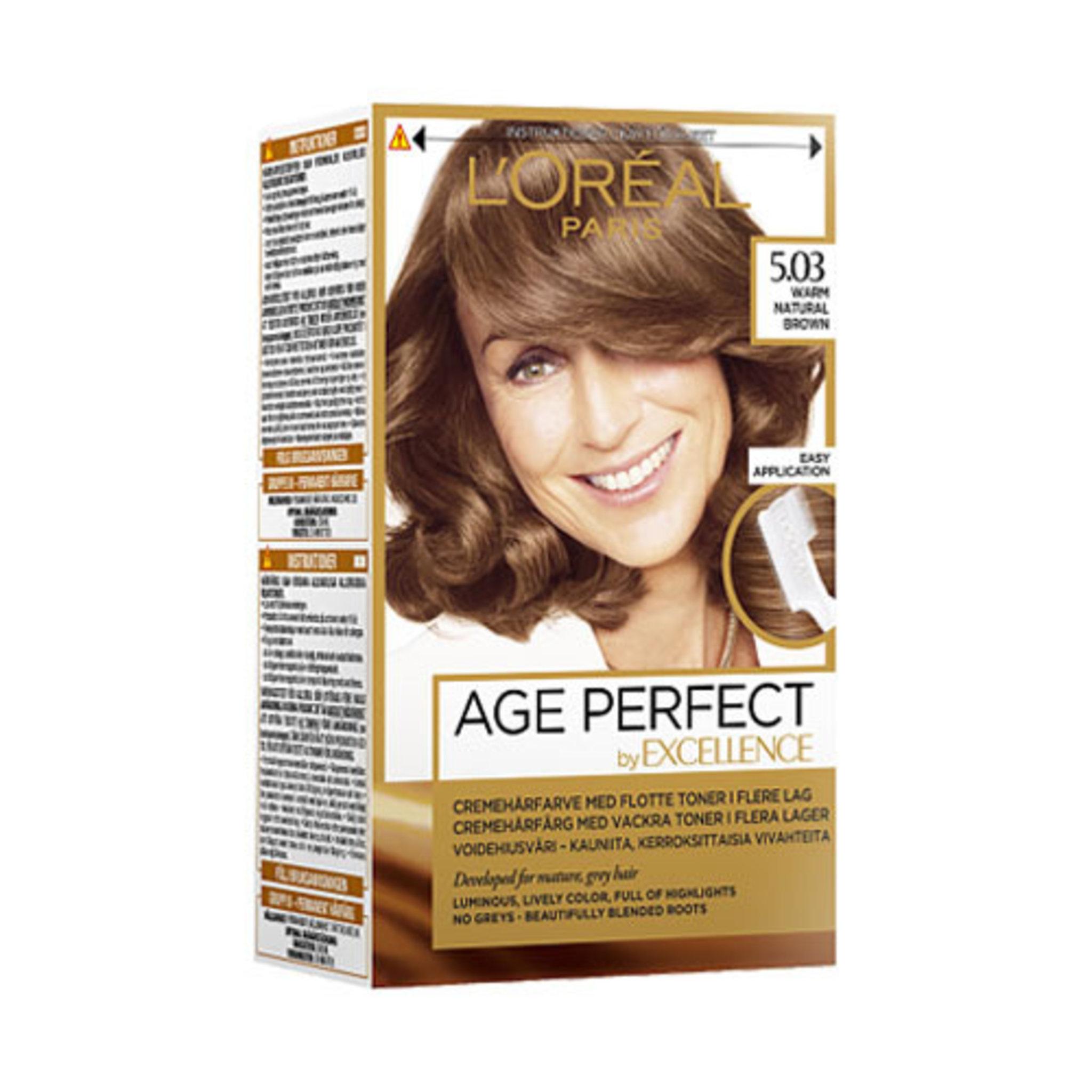 ljus askbrun hårfärg