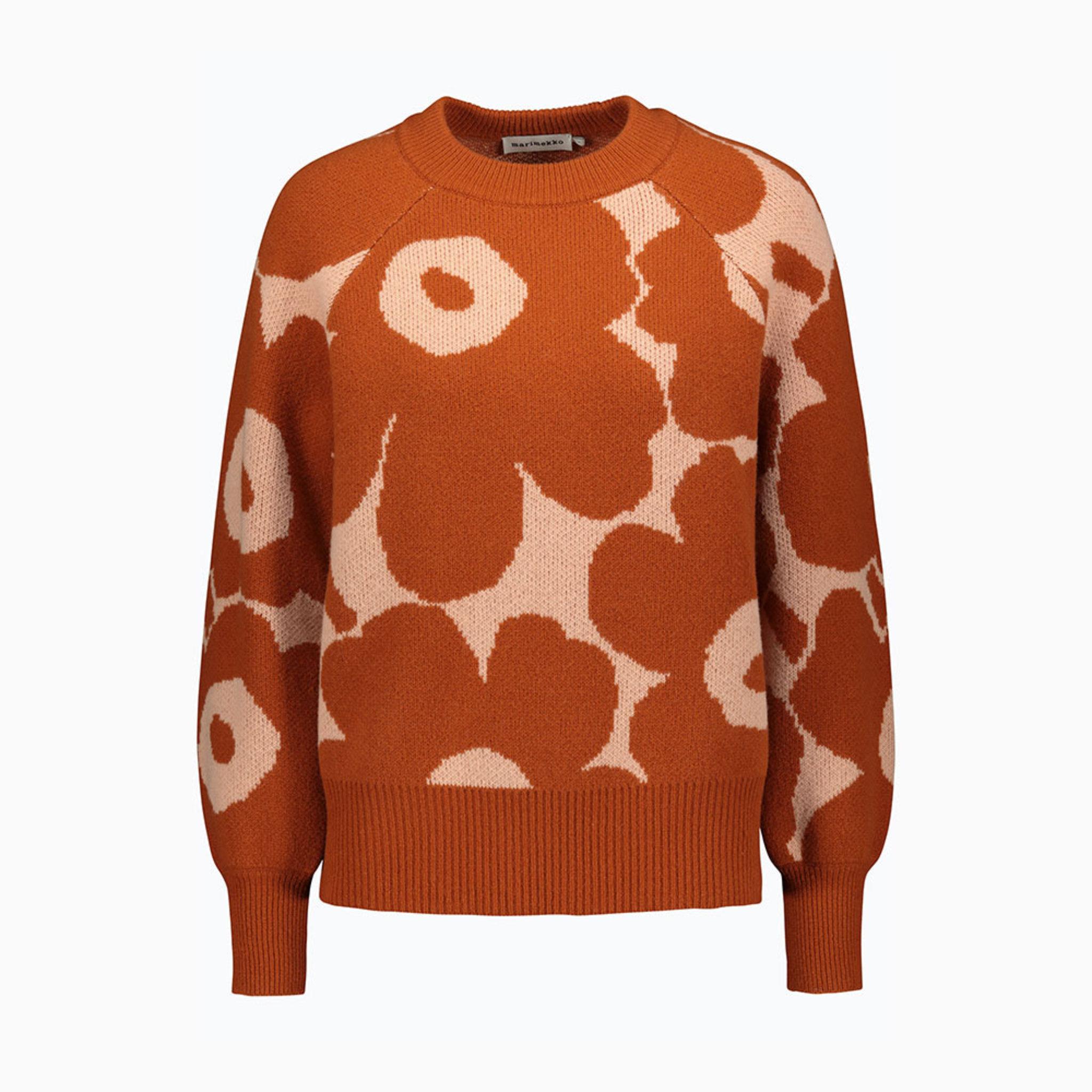 Kietoa Unikko Sweater, persika