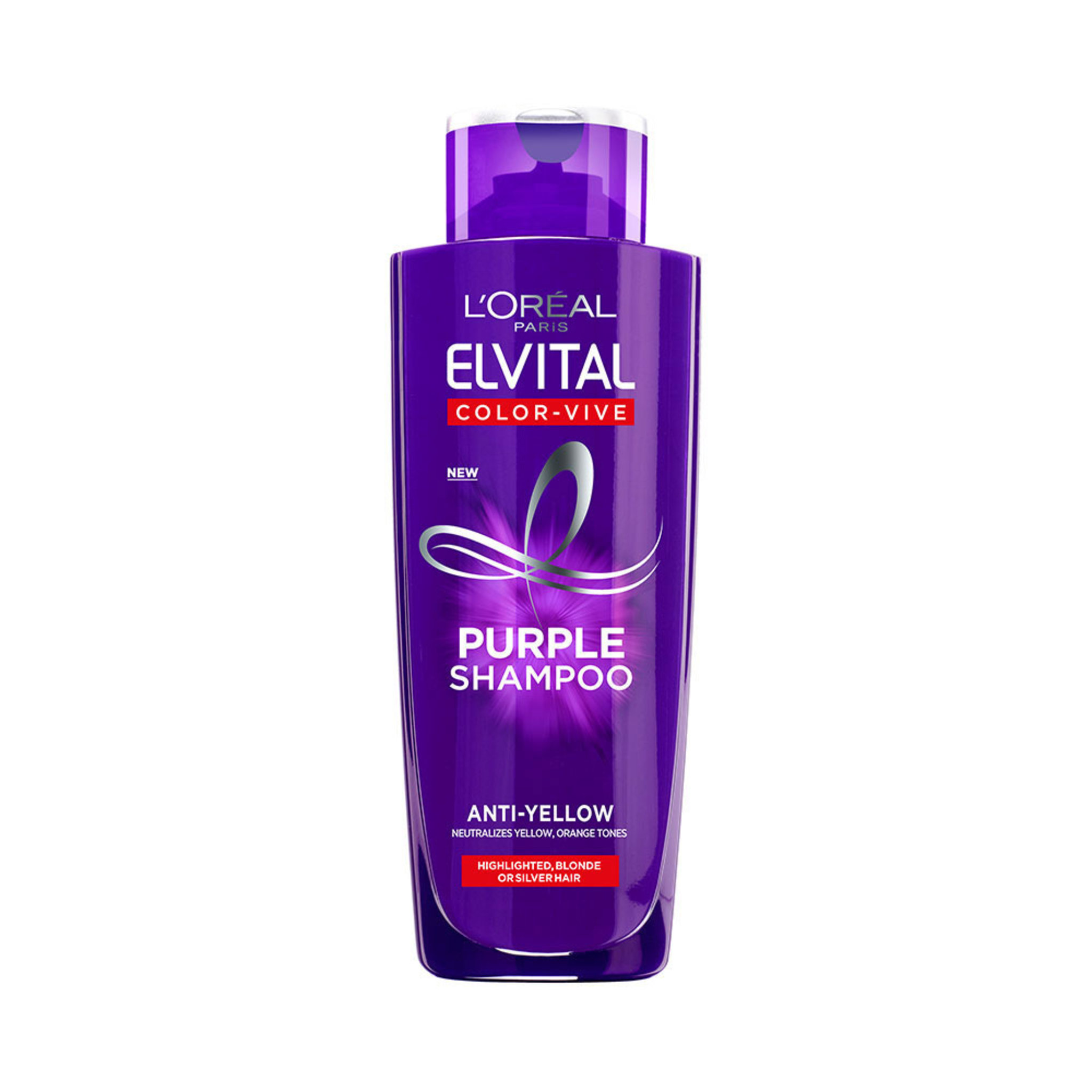 loreal silver shampoo recension