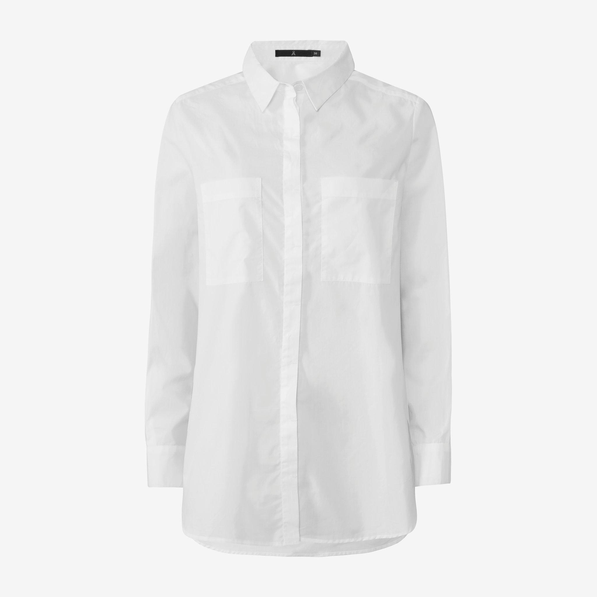 Skjorta - Blusar   skjortor - Köp online på åhlens.se! 2632cd7ba58ad